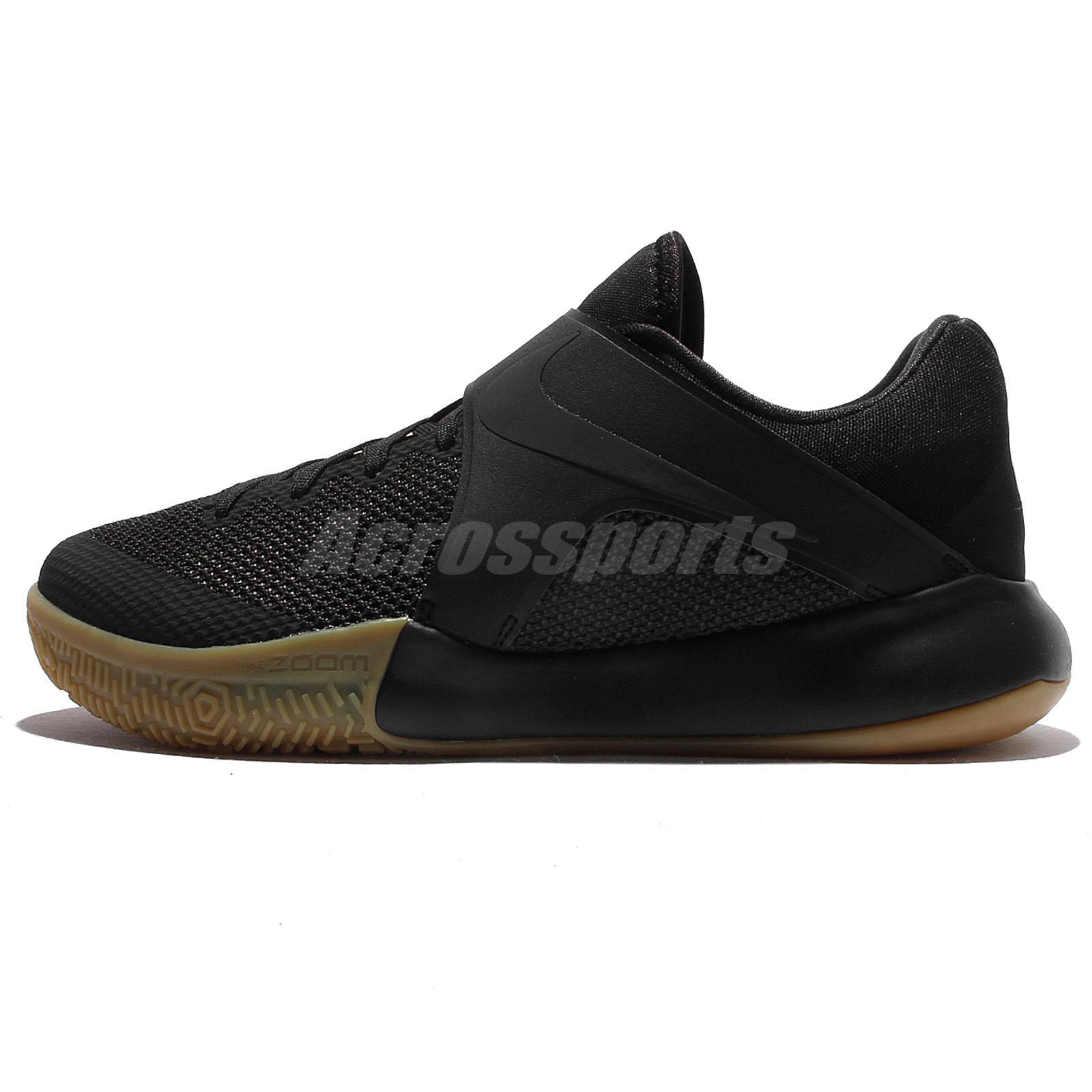 ded8c7e87c5c ... sneaker Nike Zoom Live EP 2017 HyperLive Black Gum Men Basketball Shoes  852420-011 ...