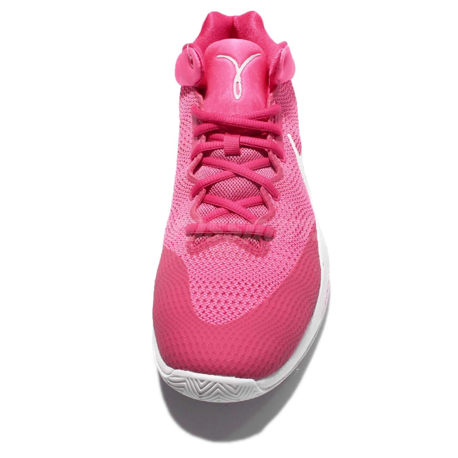 9f77327a115 pink nike zoom rev ep 2017 hyperrev kay yow breast cancer men basketball
