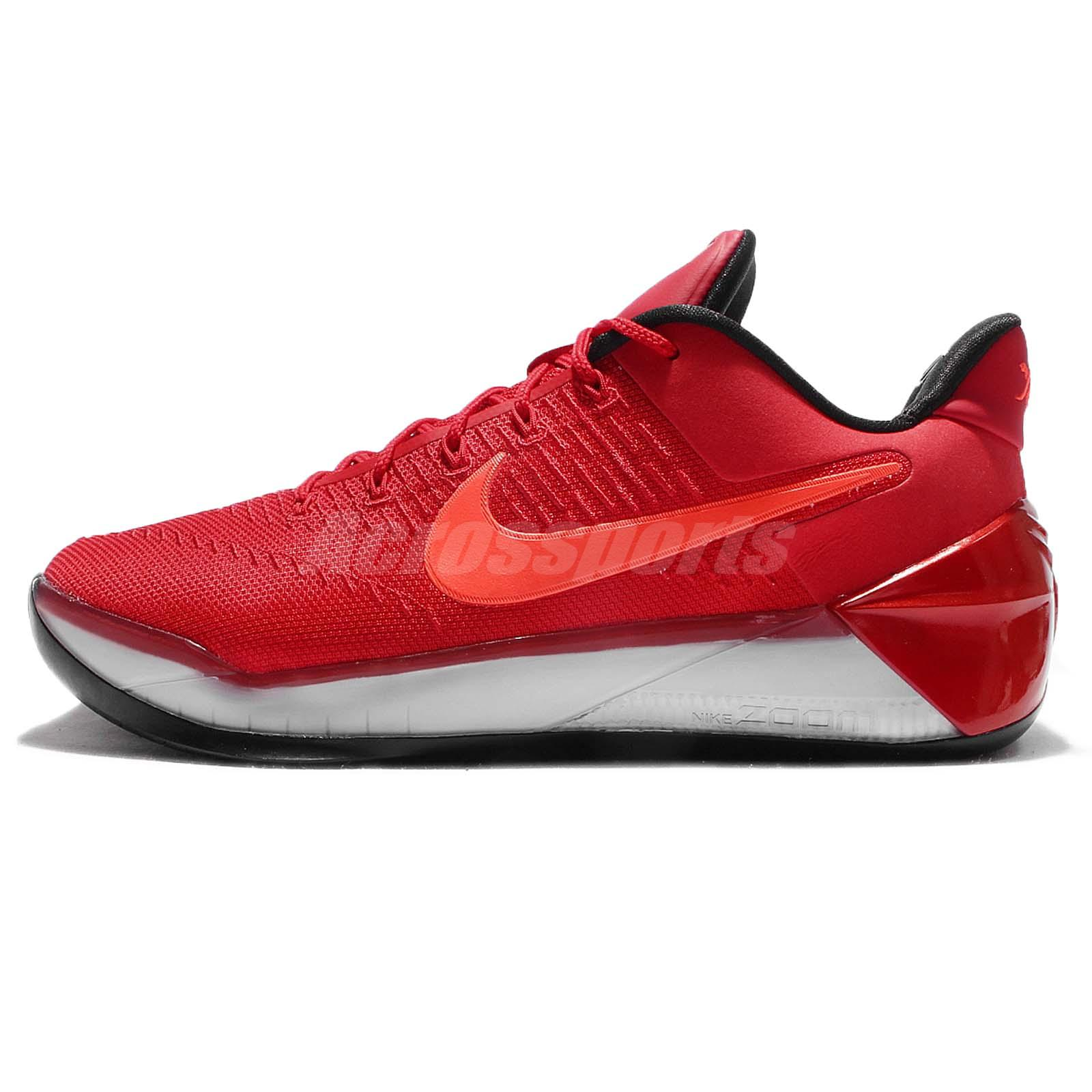 Nike Kobe A.D. EP Bryant XII 12 University Red Men Basketball Shoes  852427-608