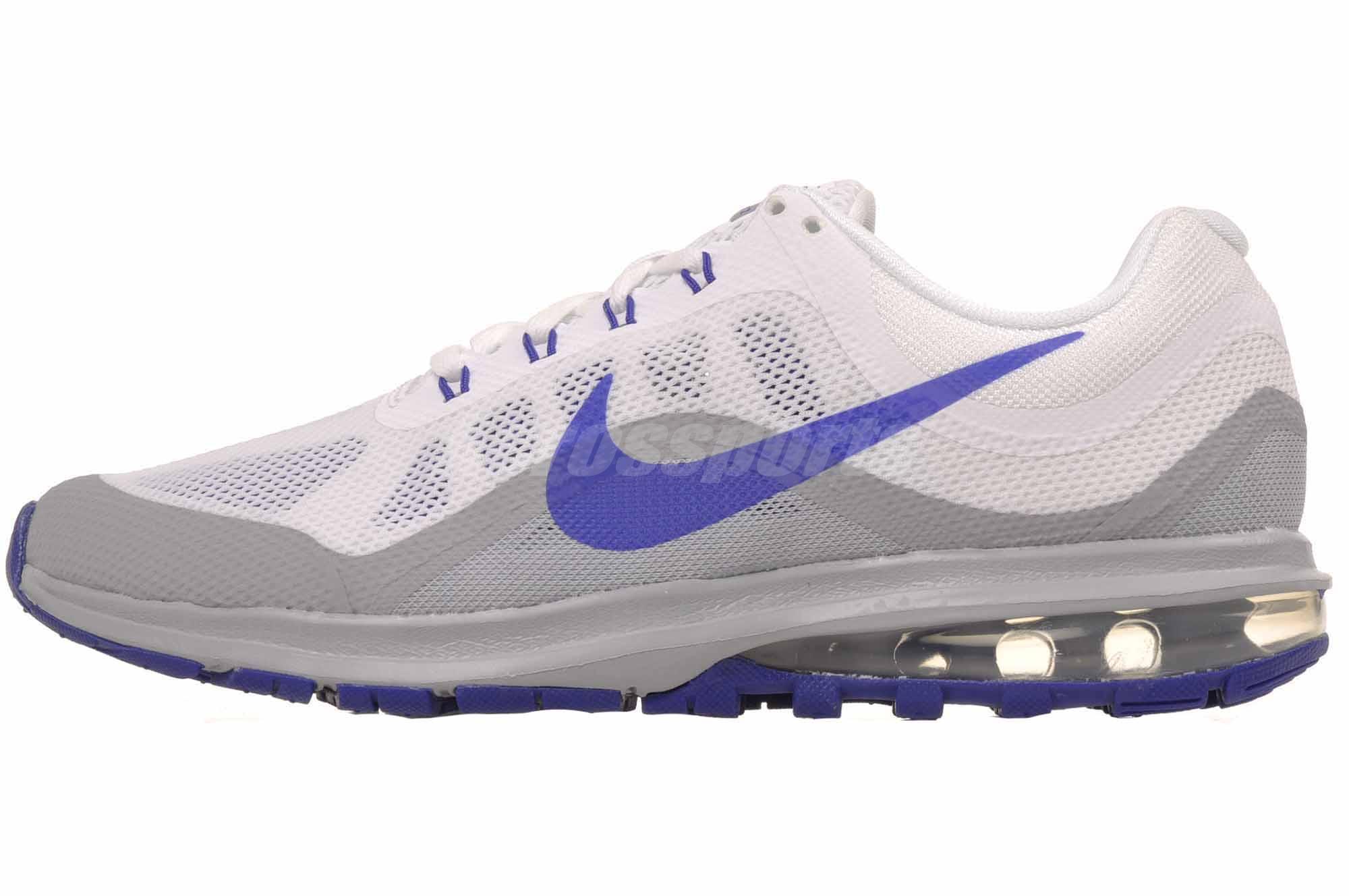 Detalles acerca de Nike Max Dynasty 2 Correr para Hombre Air Zapatos Blanco Azul 852430 104 mostrar título original