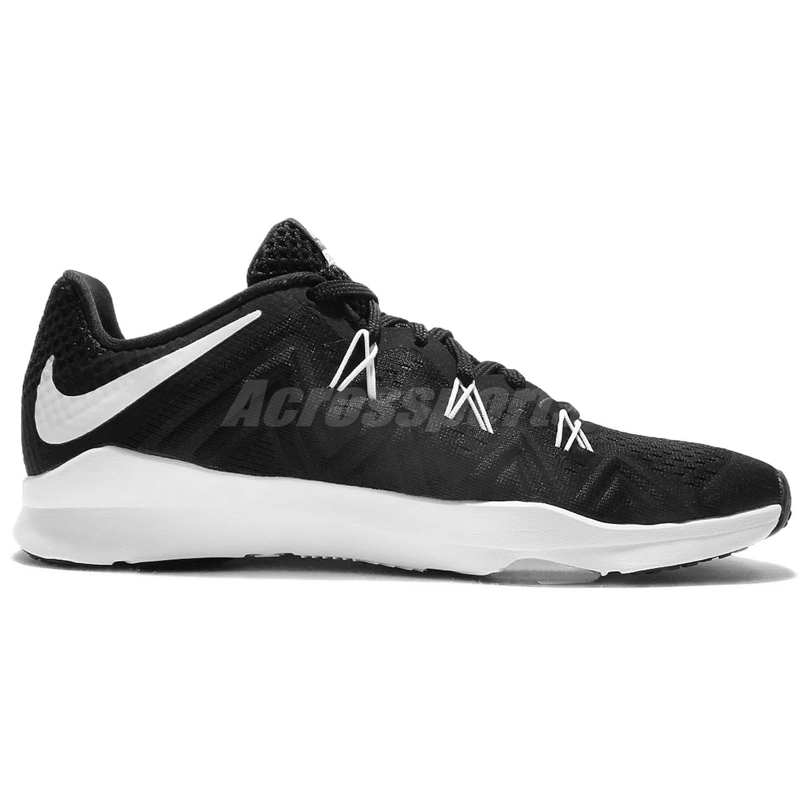 Wmns Nike Zoom Condition TR Black White Women Training Shoes Trainers 852472001