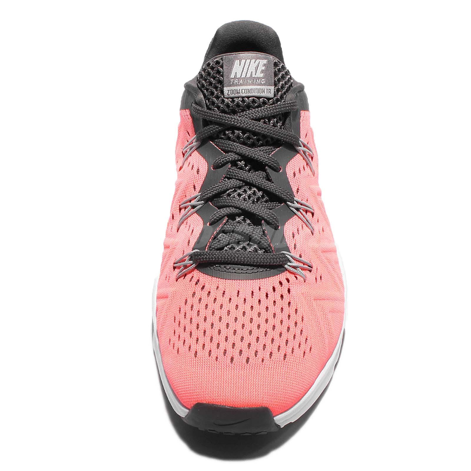 724b9c846c30 Nike Wmns Zoom Condition TR Pink Black Women Cross Training Shoes ...