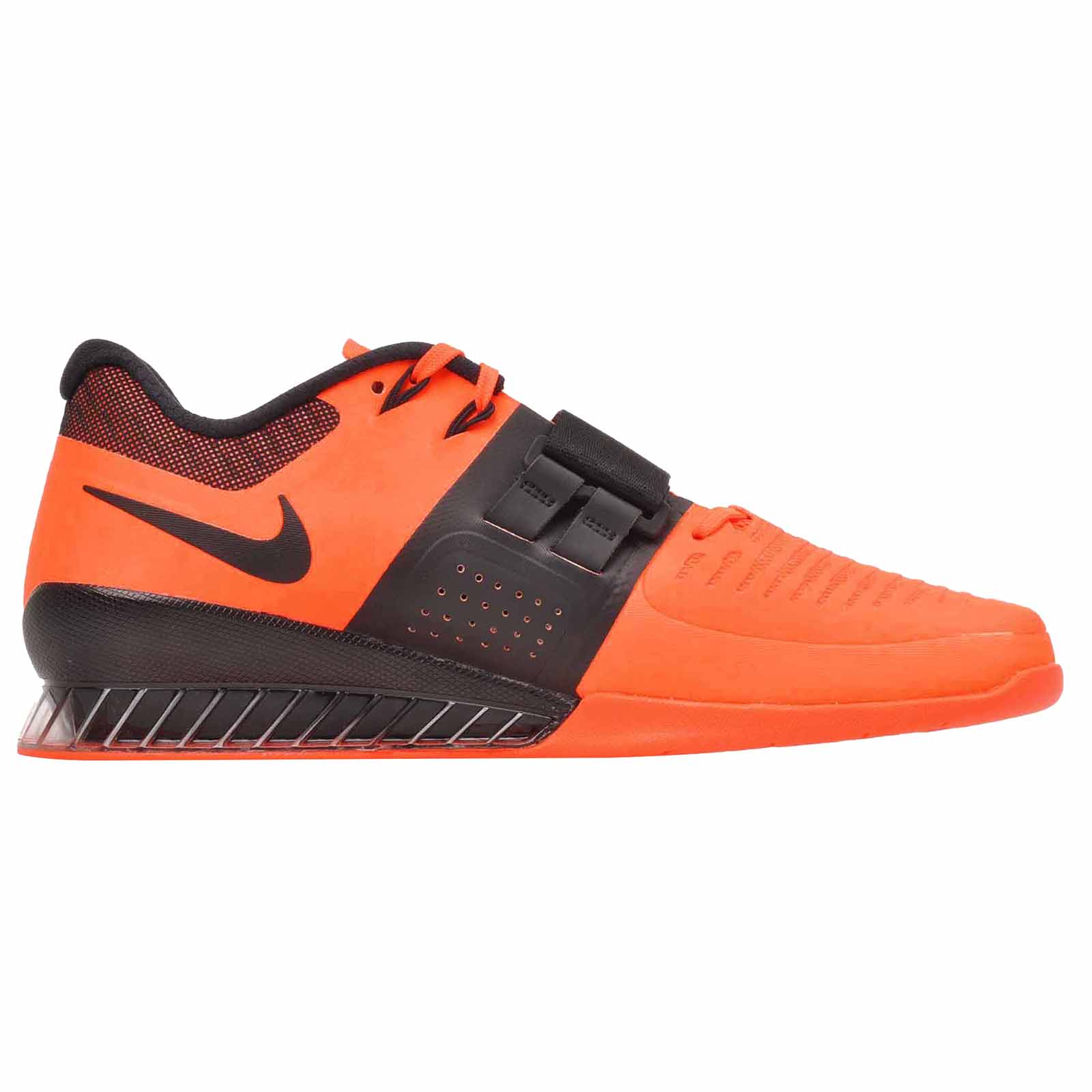 Nike Romaleos 3 Cross Training Mens Weightlifting Shoes Bright ... 5d5e5ad5a9c53