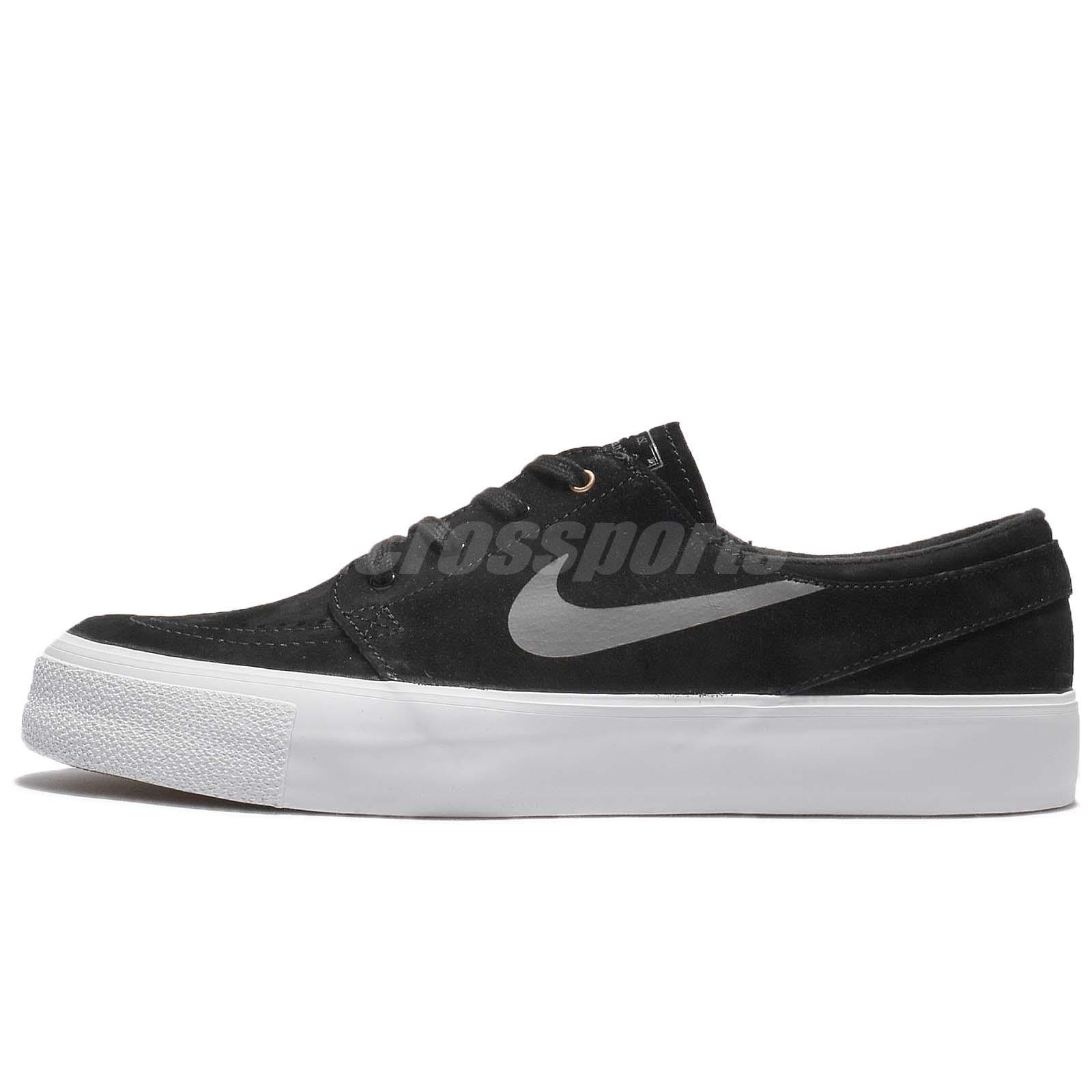 260c1c02848f Nike SB Zoom Janoski HT Premium High Tape Black Men Skateboarding 854321-007