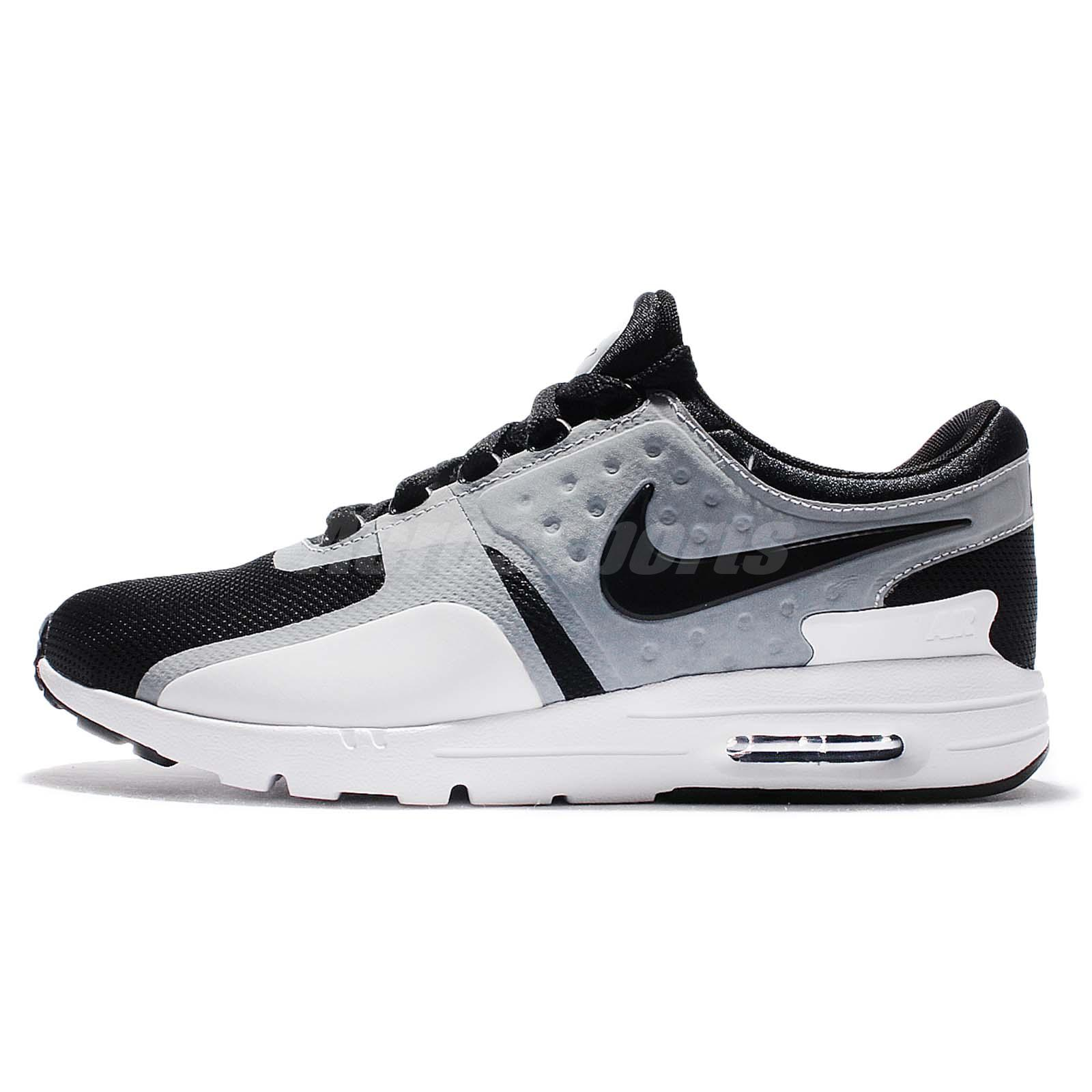 best sneakers 1a904 ae259 Nike Air Max Zero Black And White leoncamier.co.uk