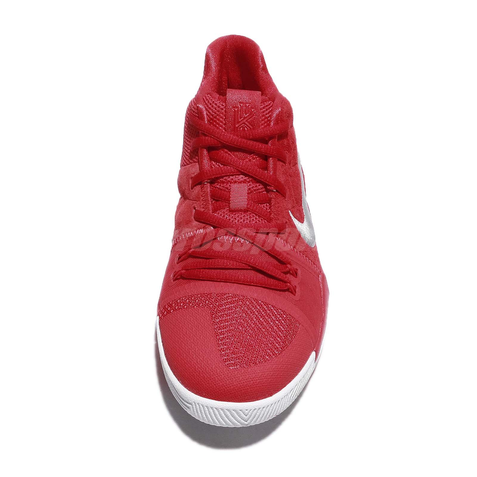 sports shoes 7f5b1 00e31 ... usa nike kyrie 3 gs iii university red white kids women basketball  shoes 0c5f5 bdb88