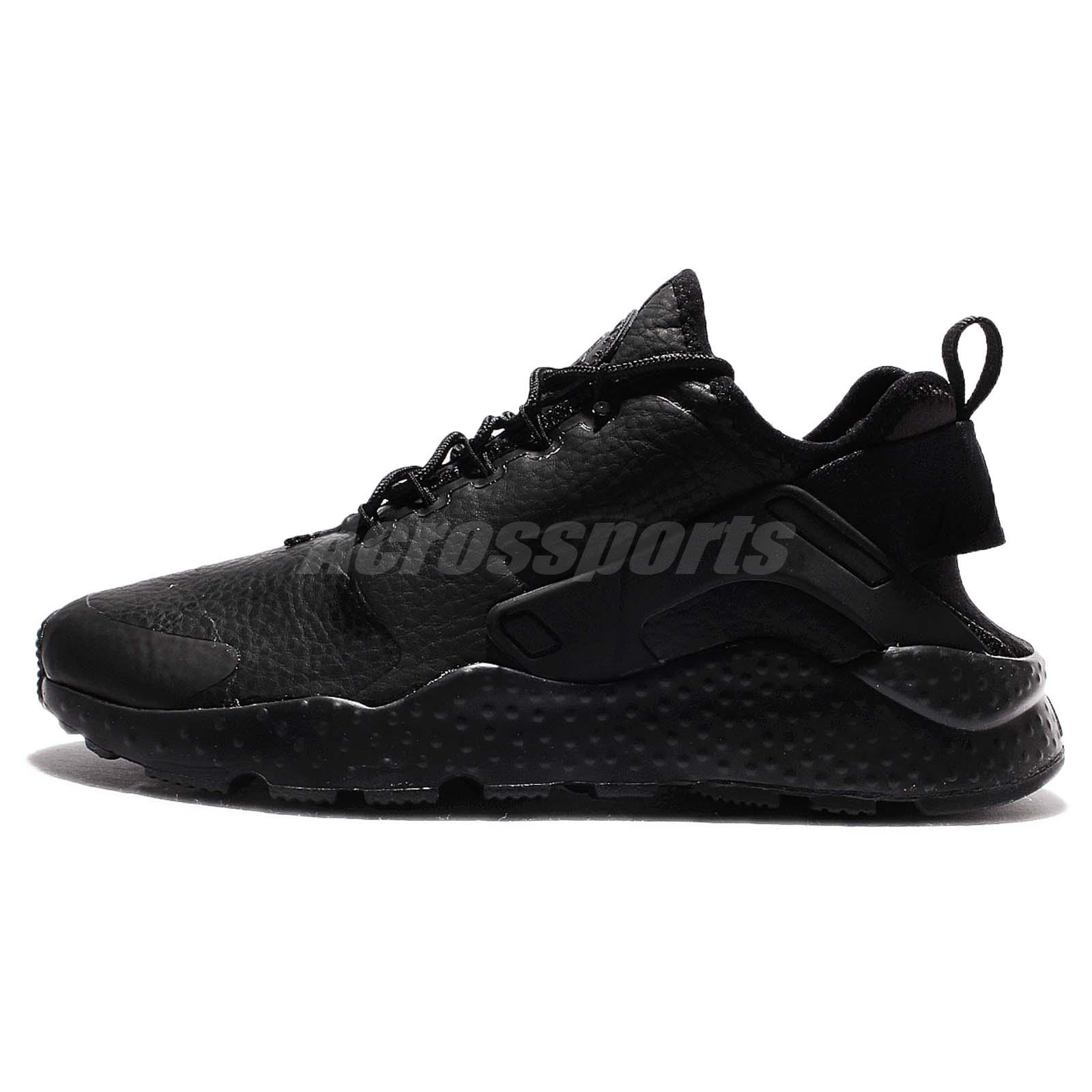 41e5c452a26ce Nike Wmns Beautiful x Powerful Air Huarache Run Ultra PRM Black Women  859511-002