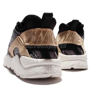d5b41cfbbd2f ... Wmns Nike Air Huarache Run Ultra SE Black Bronze Womens Running Shoes  859516-001 ...