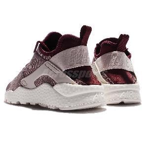 best sneakers 75e00 da88b ... Wmns Nike Air Huarache Run Ultra SE Night Maroon Women Running Shoes  859516-600