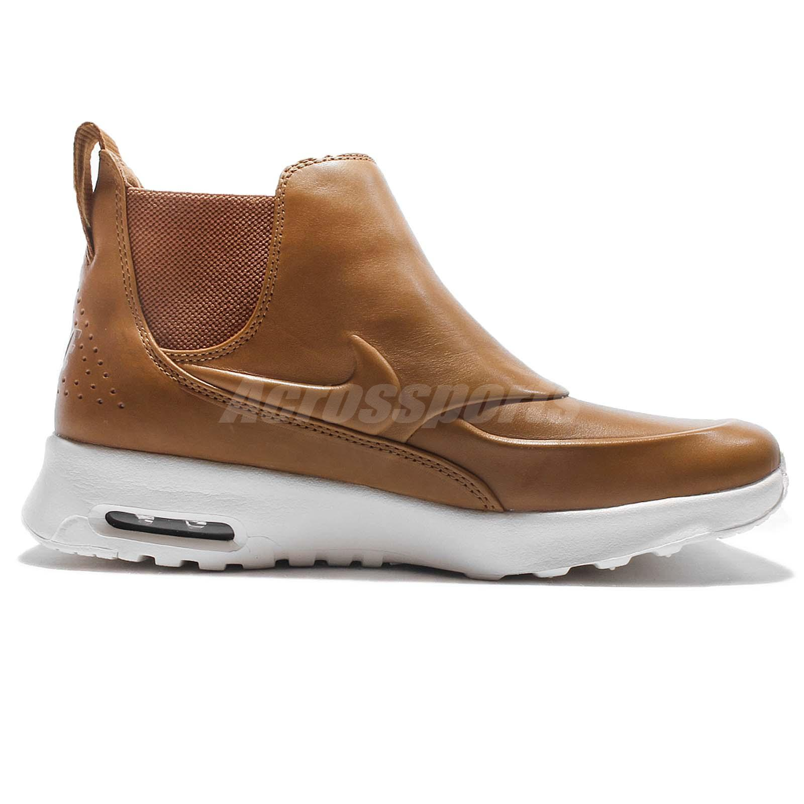 separation shoes afec3 8e4e6 nike womens air max thea mid ale brown nz