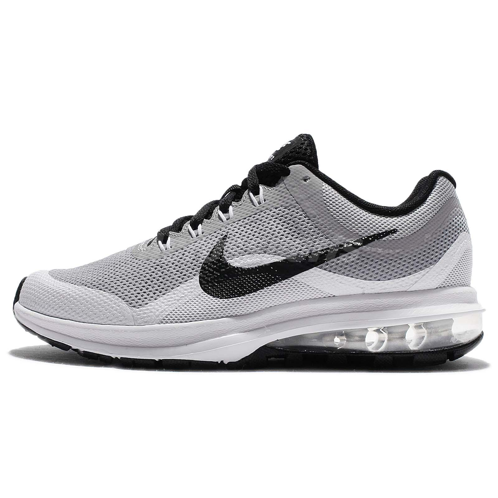 Nike Air Max Dynasty 2 GS II Grey Black Kids Youth Running ...