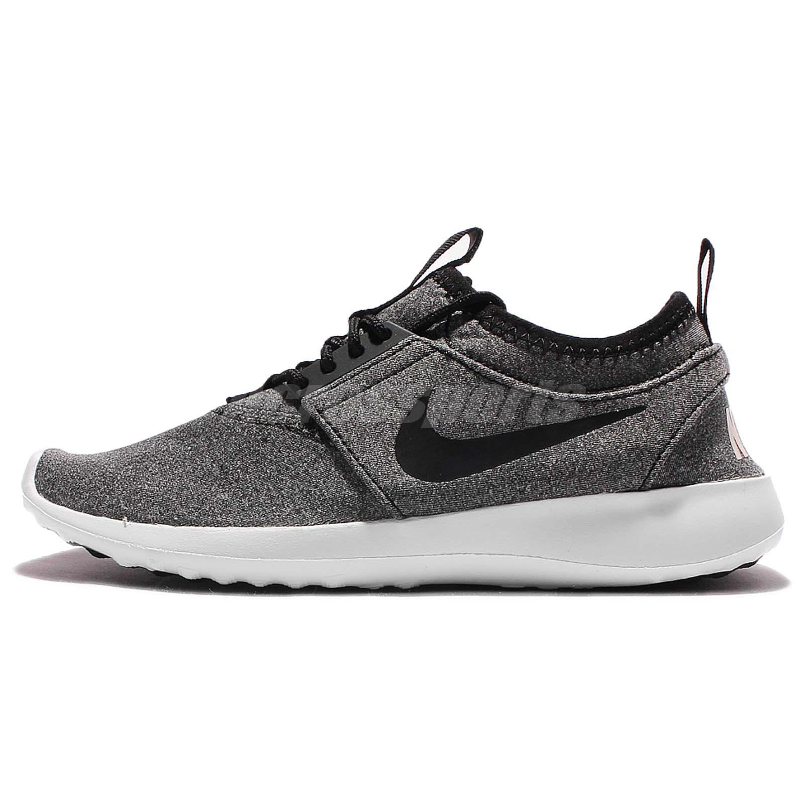 Wmns Nike Juvenate SE Black Grey White Womens Casual Shoes ...