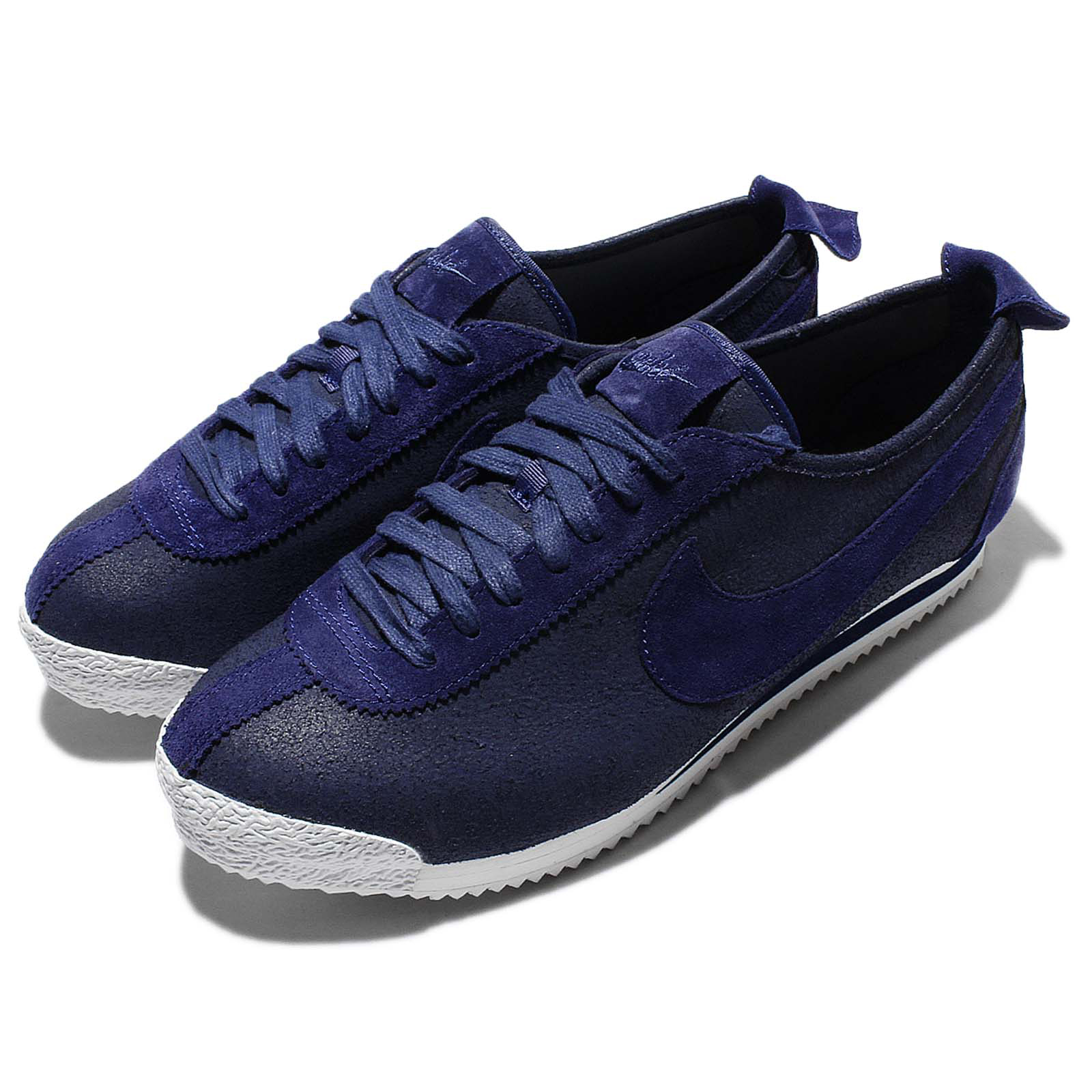new arrival 7d7fa 73e75 Details about Nike Cortez 72 Loyal Blue White Mens Suede Casual Shoes  Sneakers 863173-400