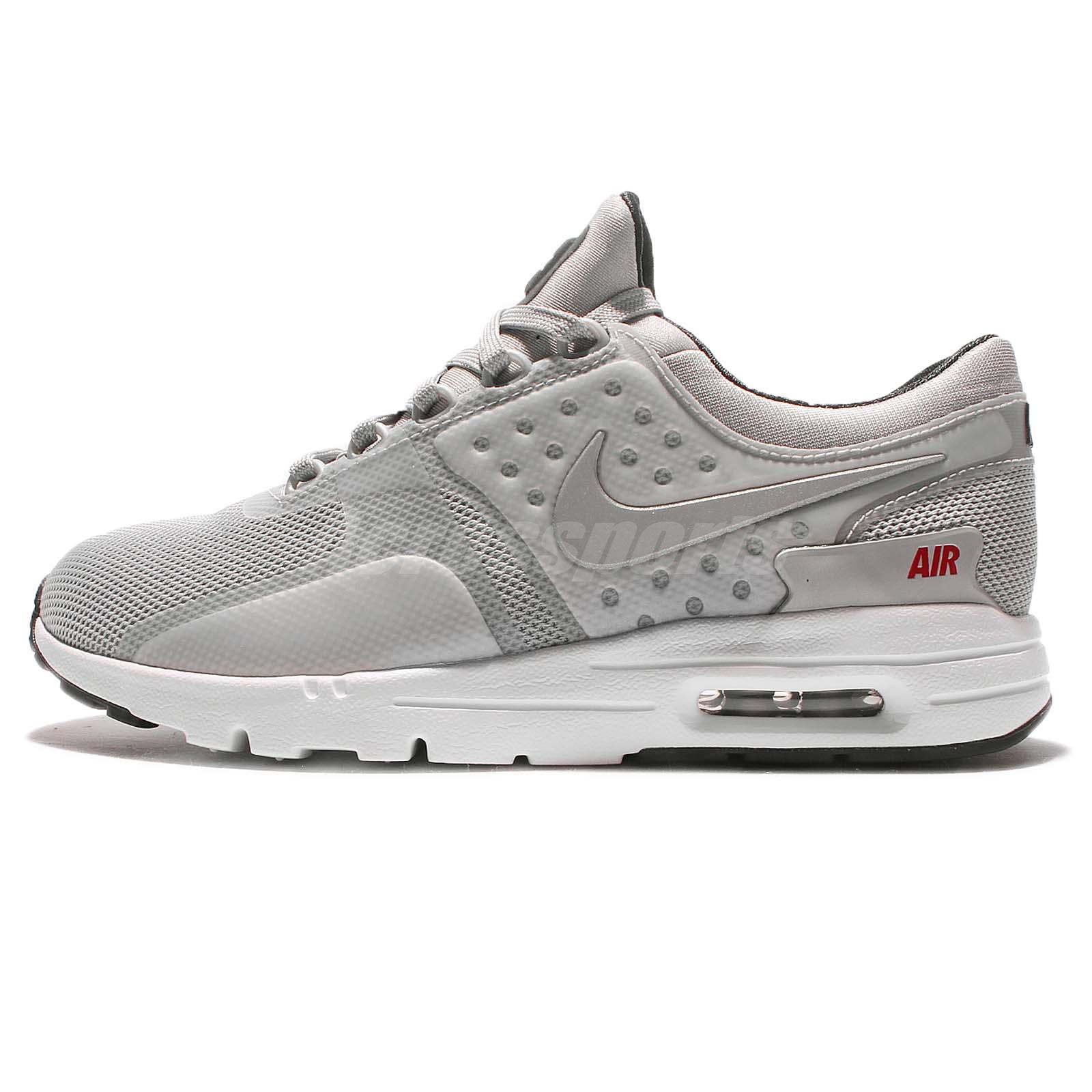 4e34ebedd13143 202d0 98f5e  cheap wmns nike air max zero qs metallic silver women running shoes  tinker 863700 002 5f188