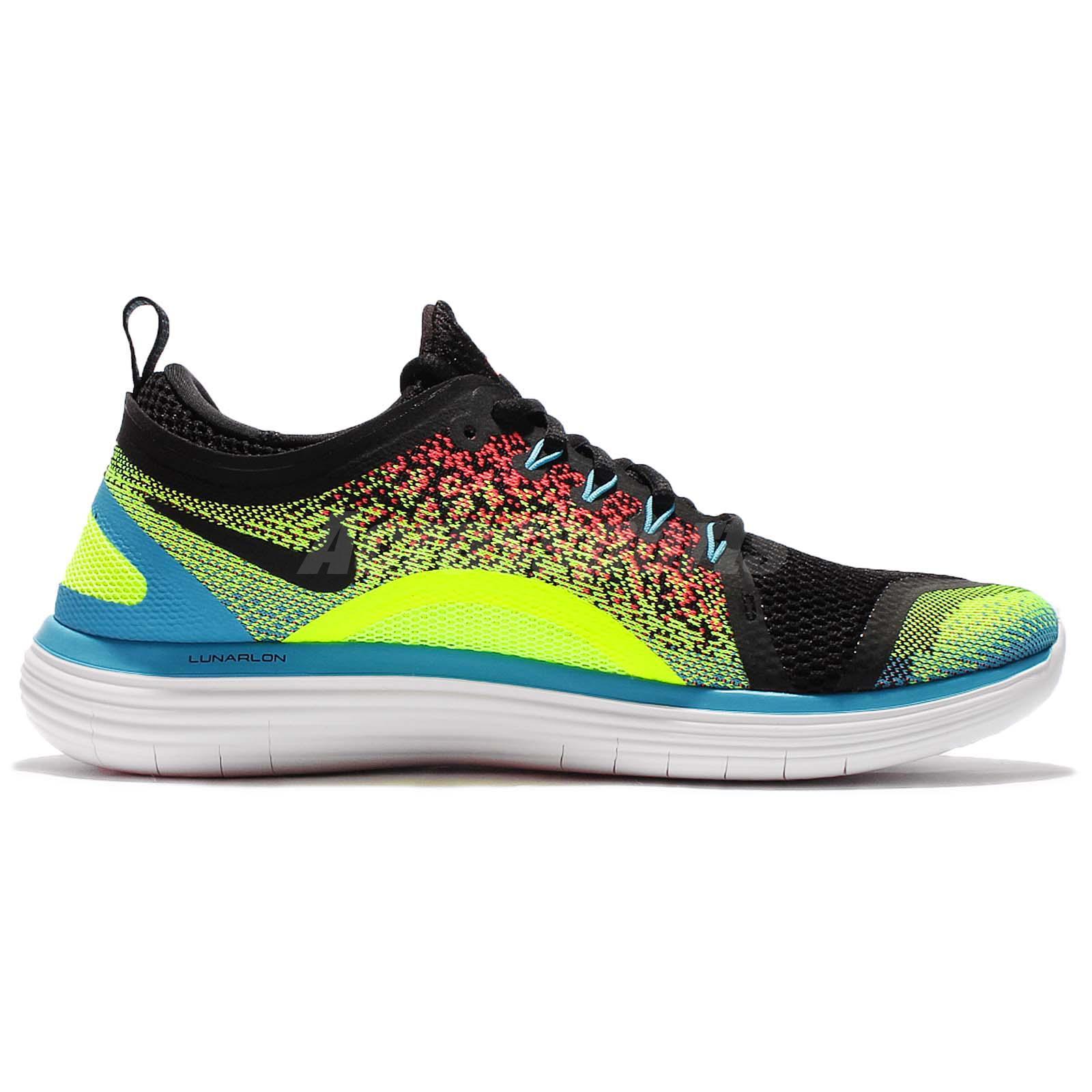 Nike Free RN Distance 2 II Run Multi-Color Men Running
