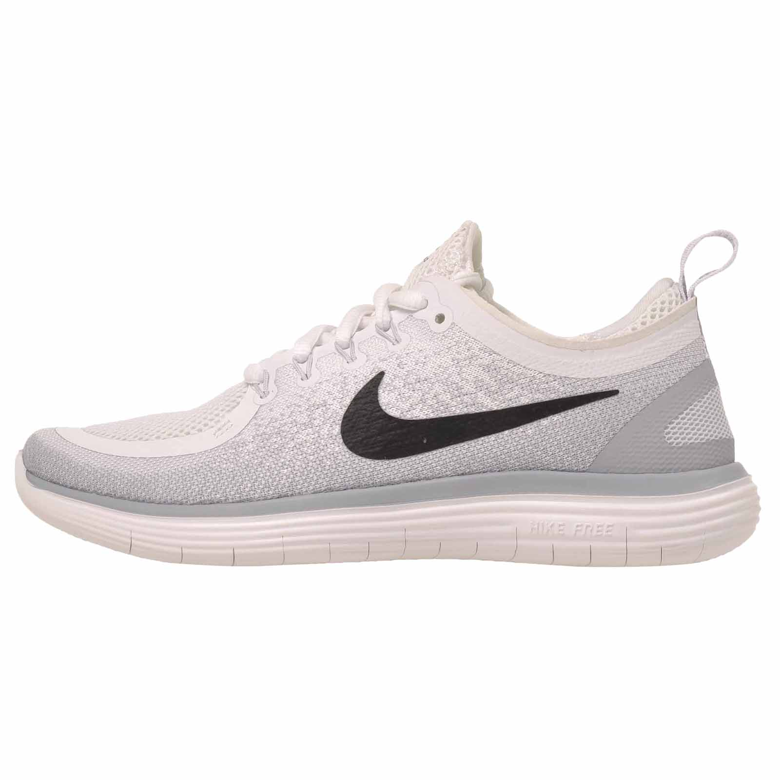 official photos 6d526 3436d Nike Wmns Free RN Distance 2 Running Womens Shoes White Black 863776-100