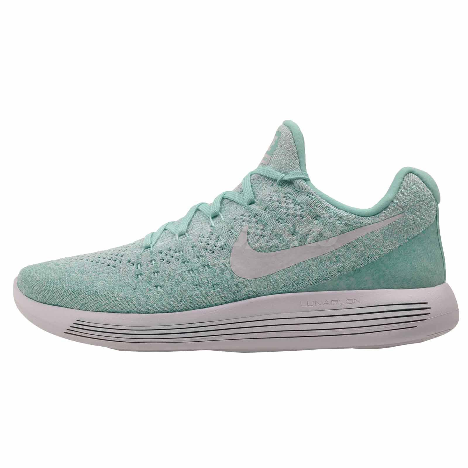 Nike Wmns Lunarepic Low Flyknit 2 Running Womens Shoes Turquoise