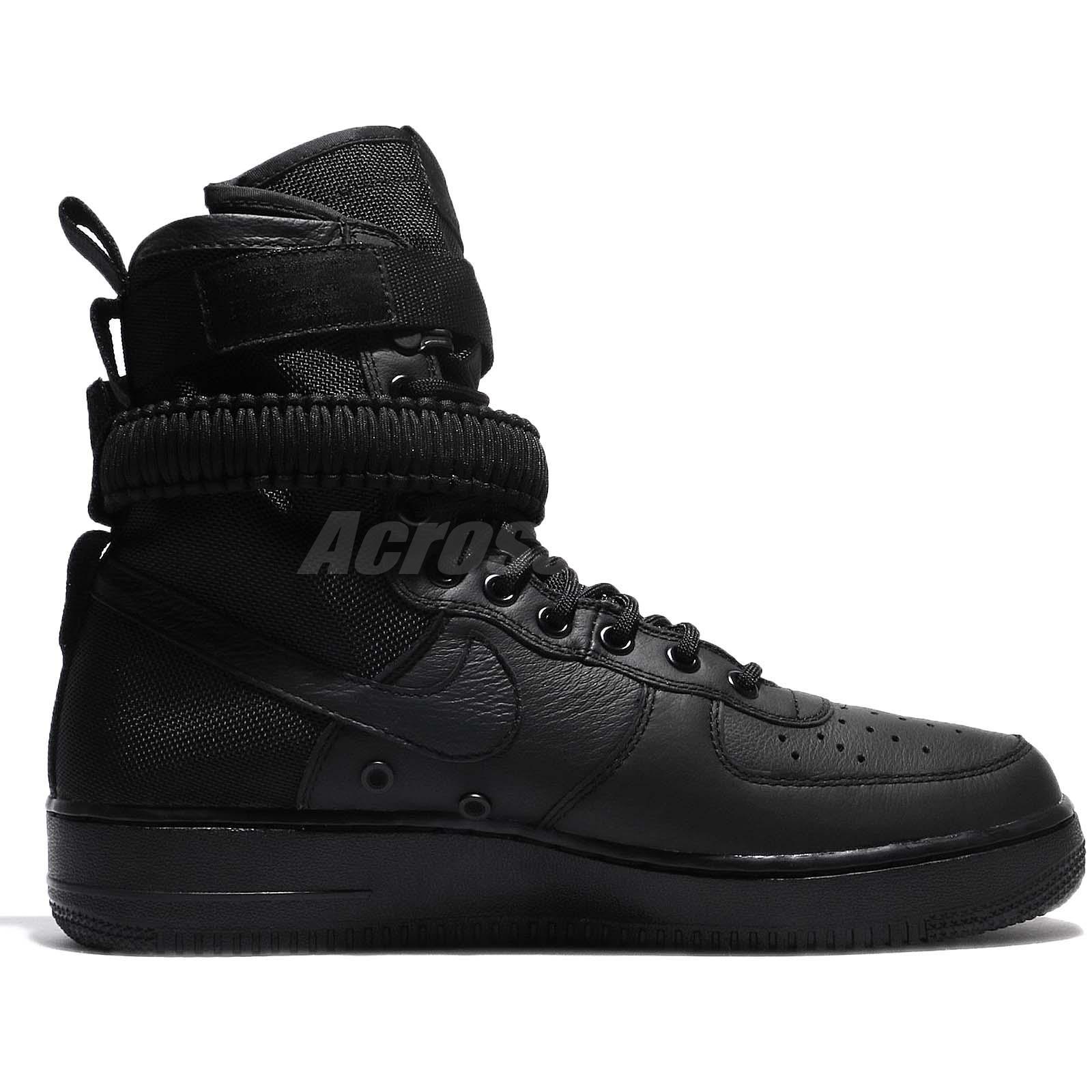 special field air force 1 triple black nz
