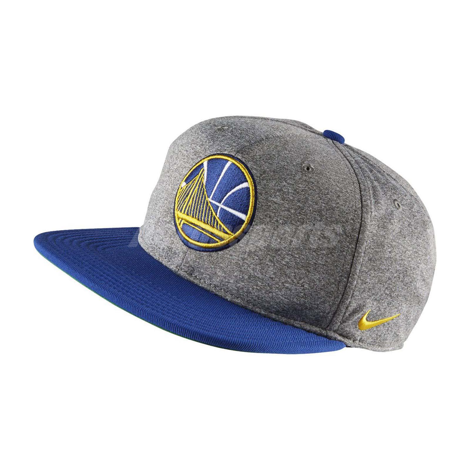 bcbda0cb23a Details about Nike Unisex Golden State Warriors Aerobill Pro Heather Cap  NBA GSW 869924-091