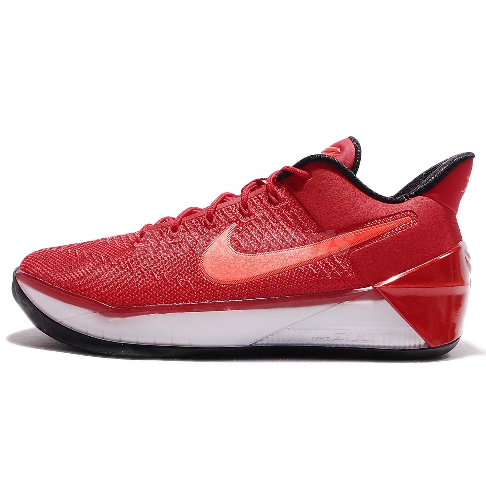 watch d8f94 a1280 Nike Kobe A.D. GS Bryant AD XII 12 University Red Men Basketball Shoe 869987 -608