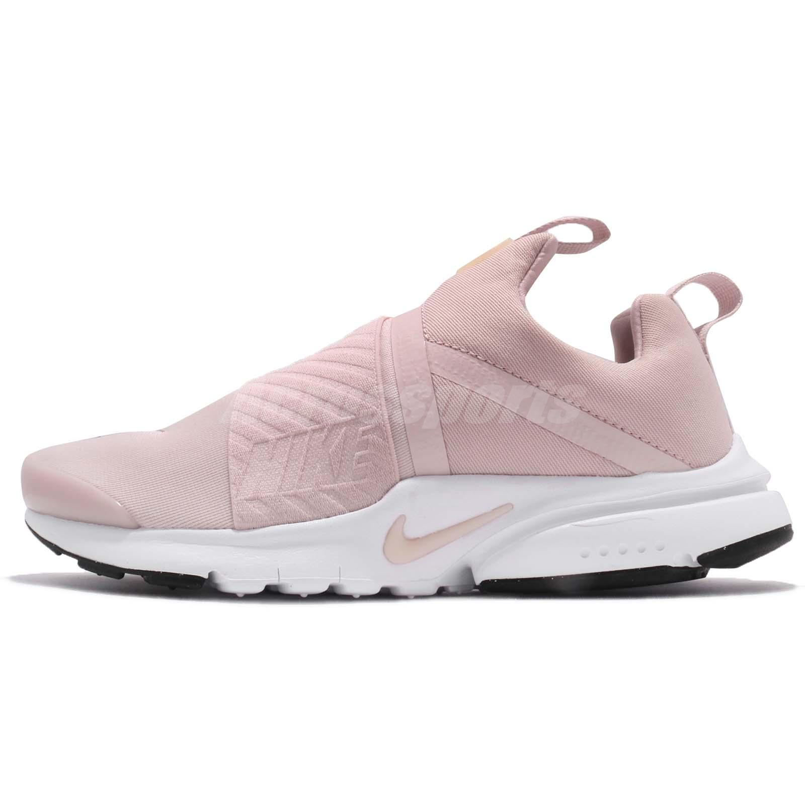 half off e0ece 1231a Nike Presto Extreme GS Barely Rose Pink White Kids Women Running Shoe  870022-601