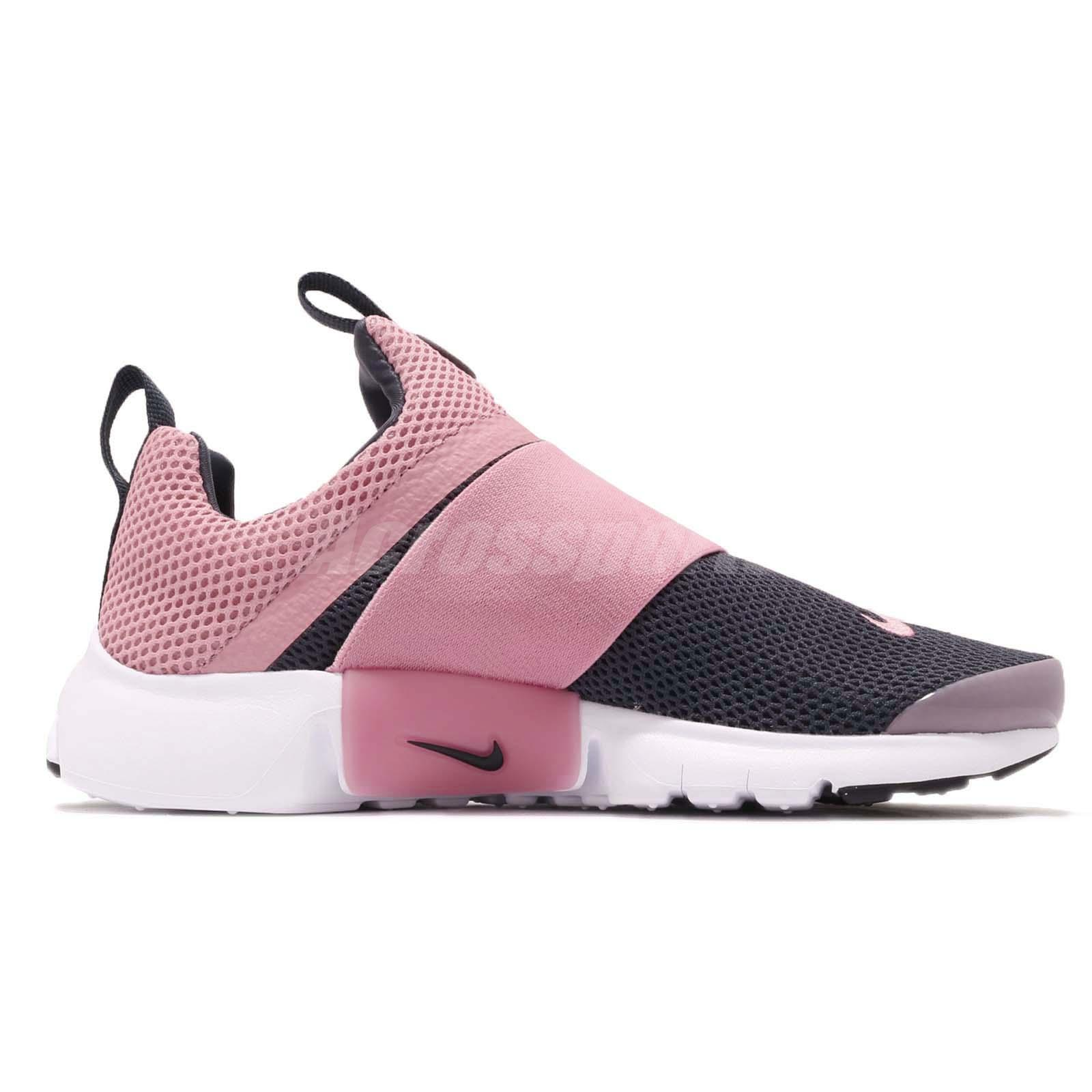 0b46b655c822a Nike Presto Extreme GS Elemental Pink Womens Running Shoes Lifestyle ...