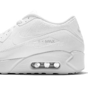 timeless design a1d8b 48605 Nike Air Max 90 Ultra 2.0 Essential Triple White Men Running Shoes 875695- 101 ...
