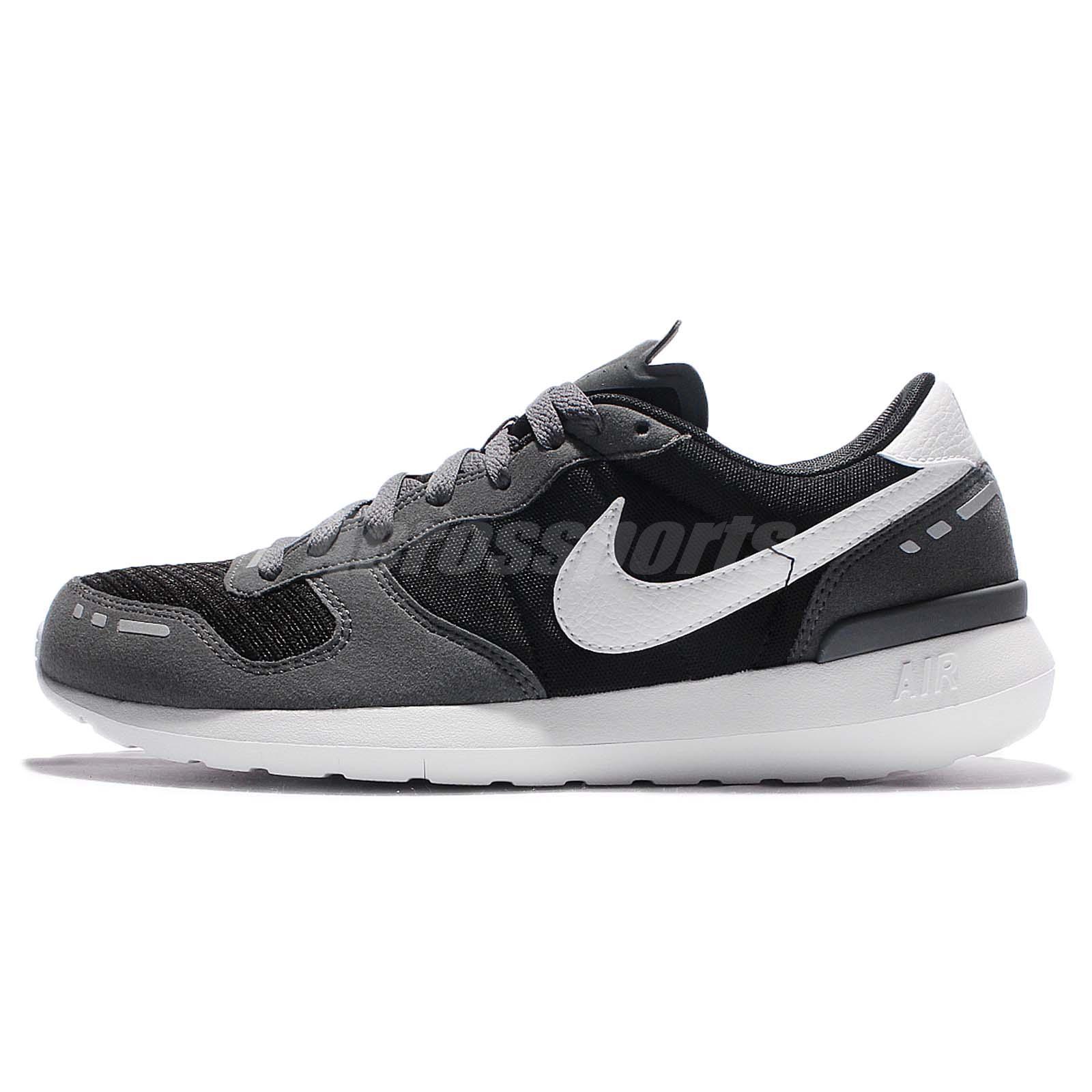 save off f382b 741b4 Nike Air VRTX 17 Vortex Grey White Black Men Running Shoes Sneakers  876135-001