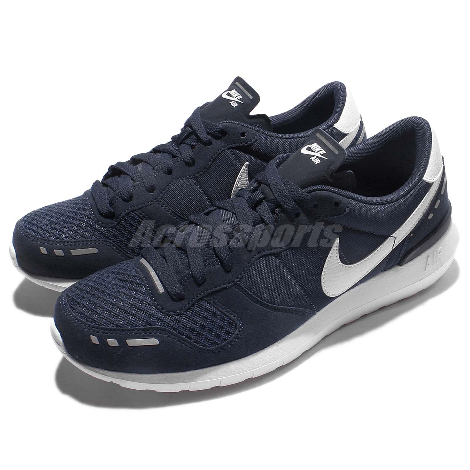 Nike Air VRTX 17 Vortex Cortez Navy White Men Running Shoes Sneakers 876135400