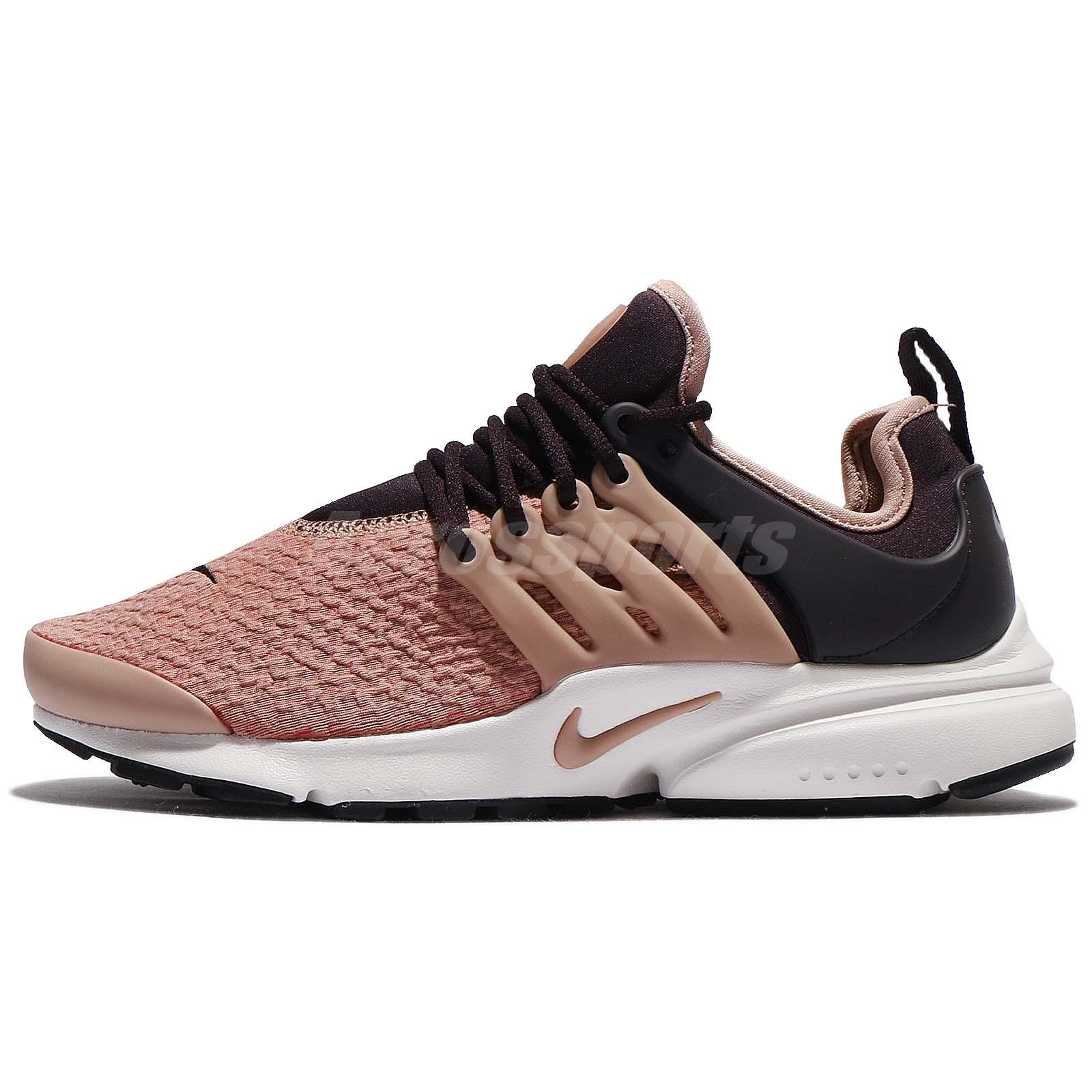 Wmns Nike Air Presto Port Wine Particle Pink Women Shoes ...