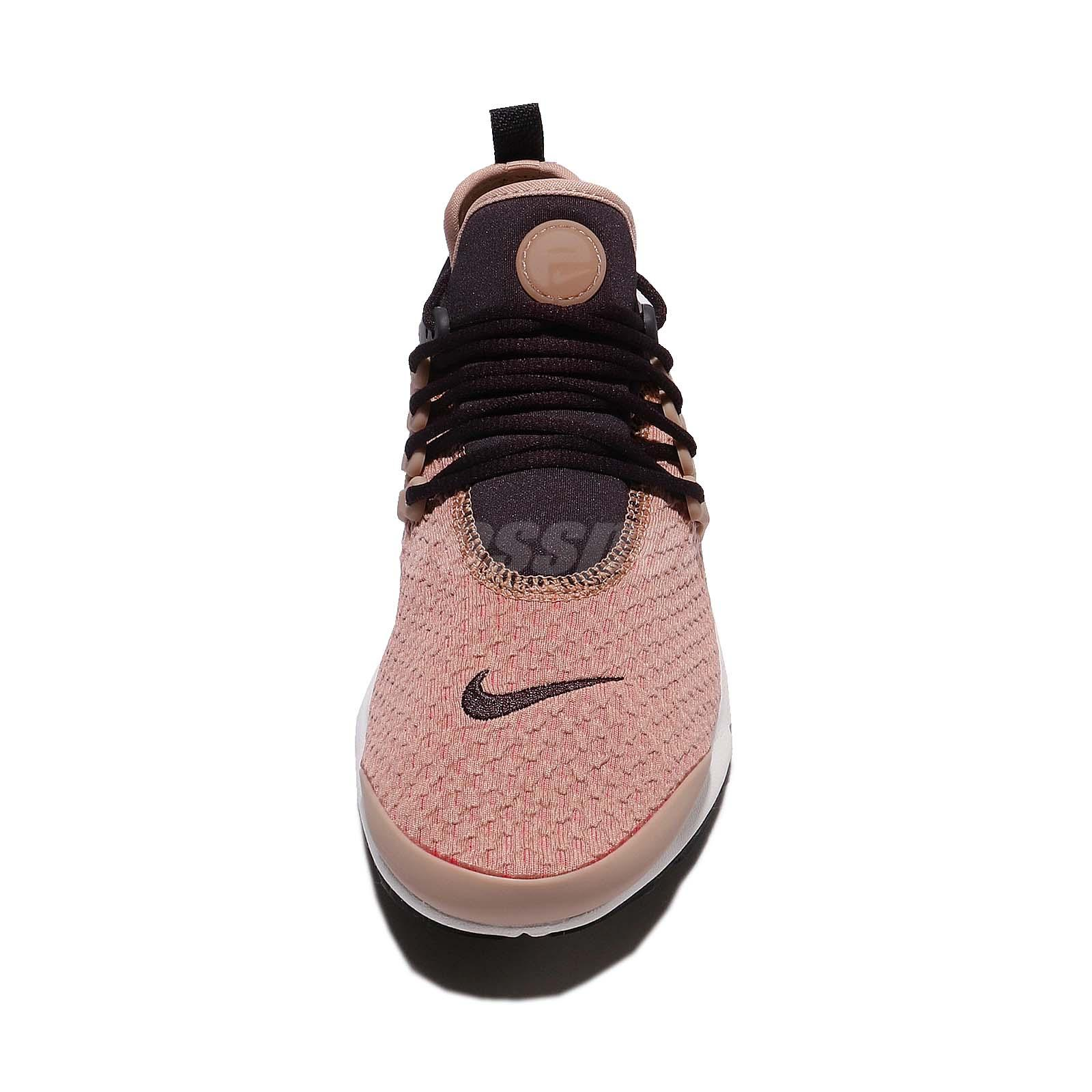 newest a3997 67b97 Details about Nike Wmns Air Presto Port Wine Particle Pink Women Shoes  Sneakers 878068-604