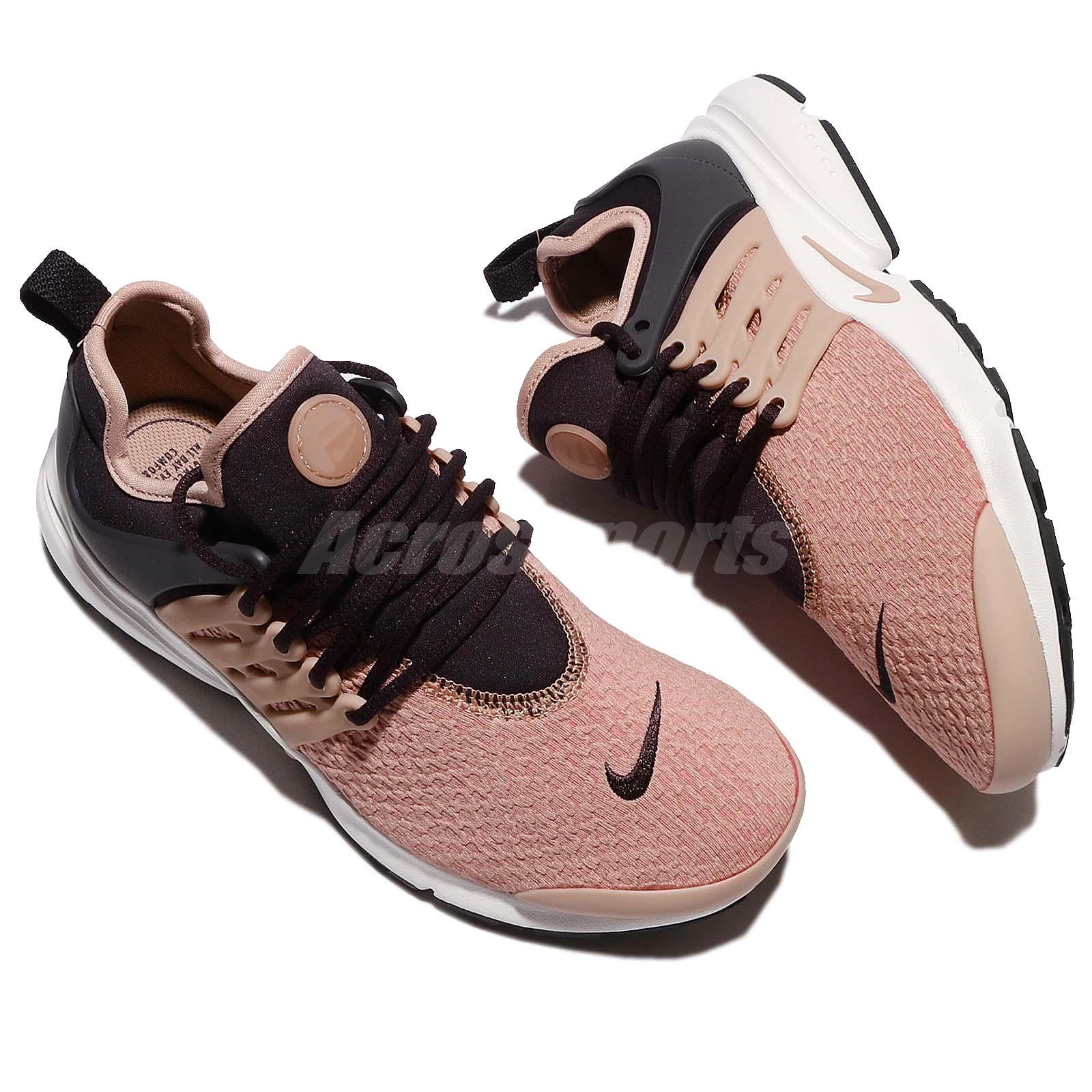 finest selection b0070 5503f Nike Wmns Air Presto Port Wine Particle Pink Women Shoes Sneakers ...