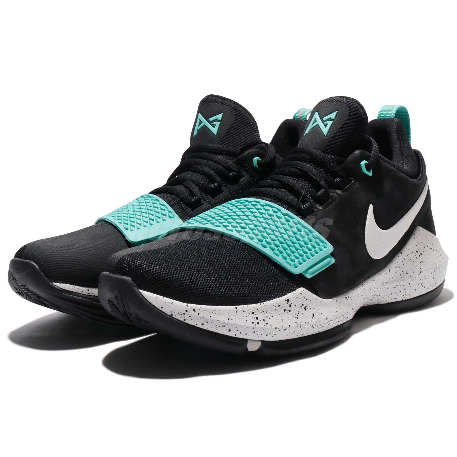 Aqua Color Basketball Shoes