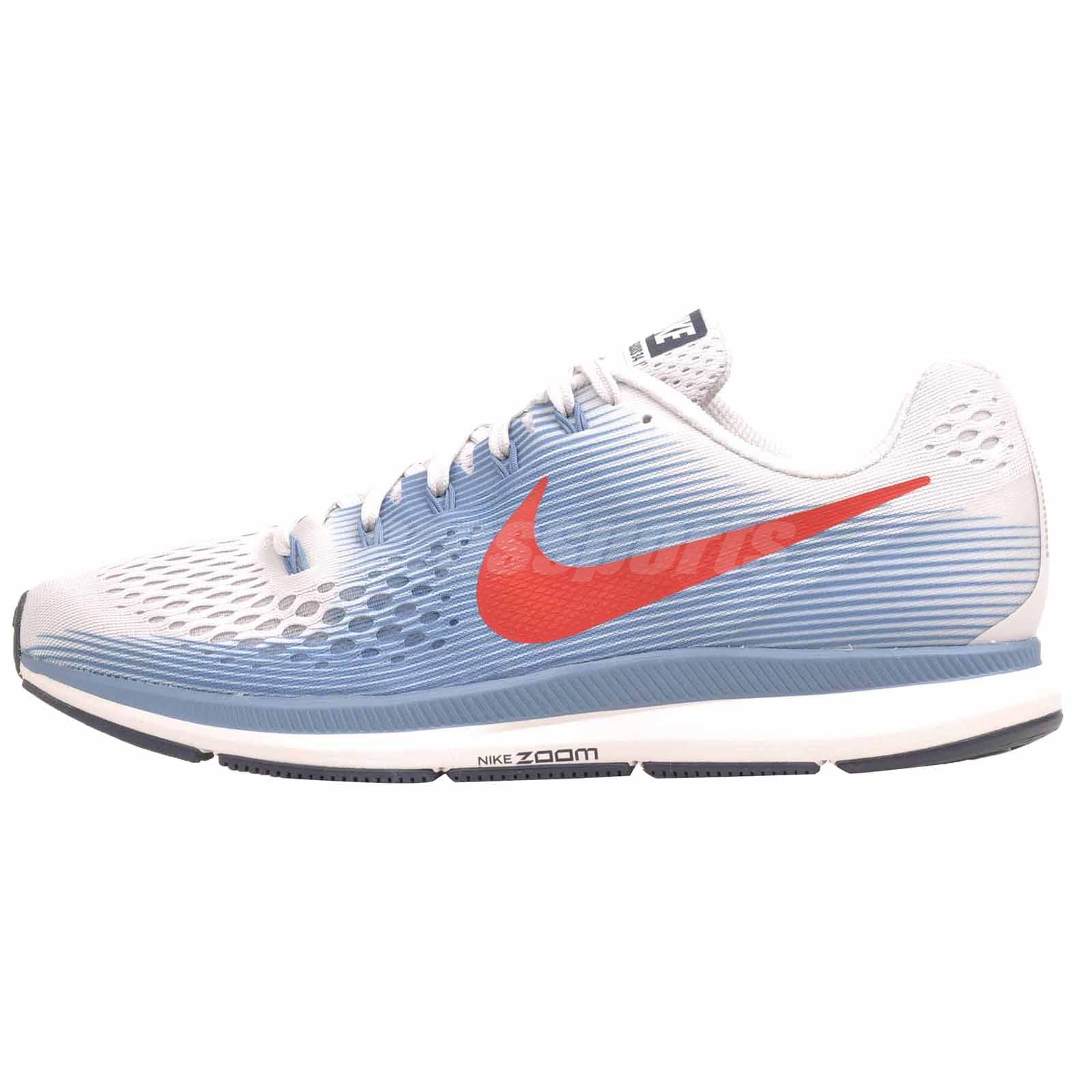 hot sale online 1d47a 5efad Nike Air Zoom Pegasus 34 Running Mens Shoes Vast Grey NWOB 880555-016