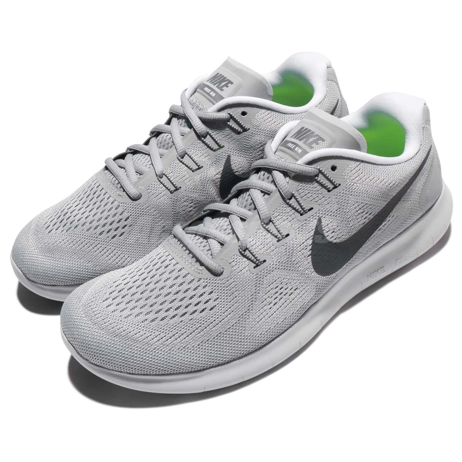 Zapatilla Gris Nike Men'S Nike Free Rn 2017 Running Shoe