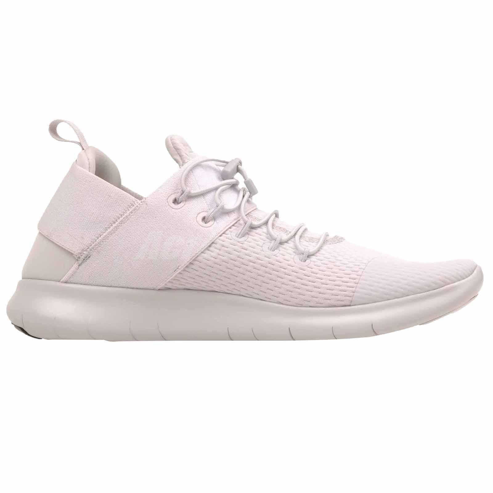 598254d448c1 Nike Free Rn Commuter 2017 Running Mens Shoes White Grey 880841-007 ...