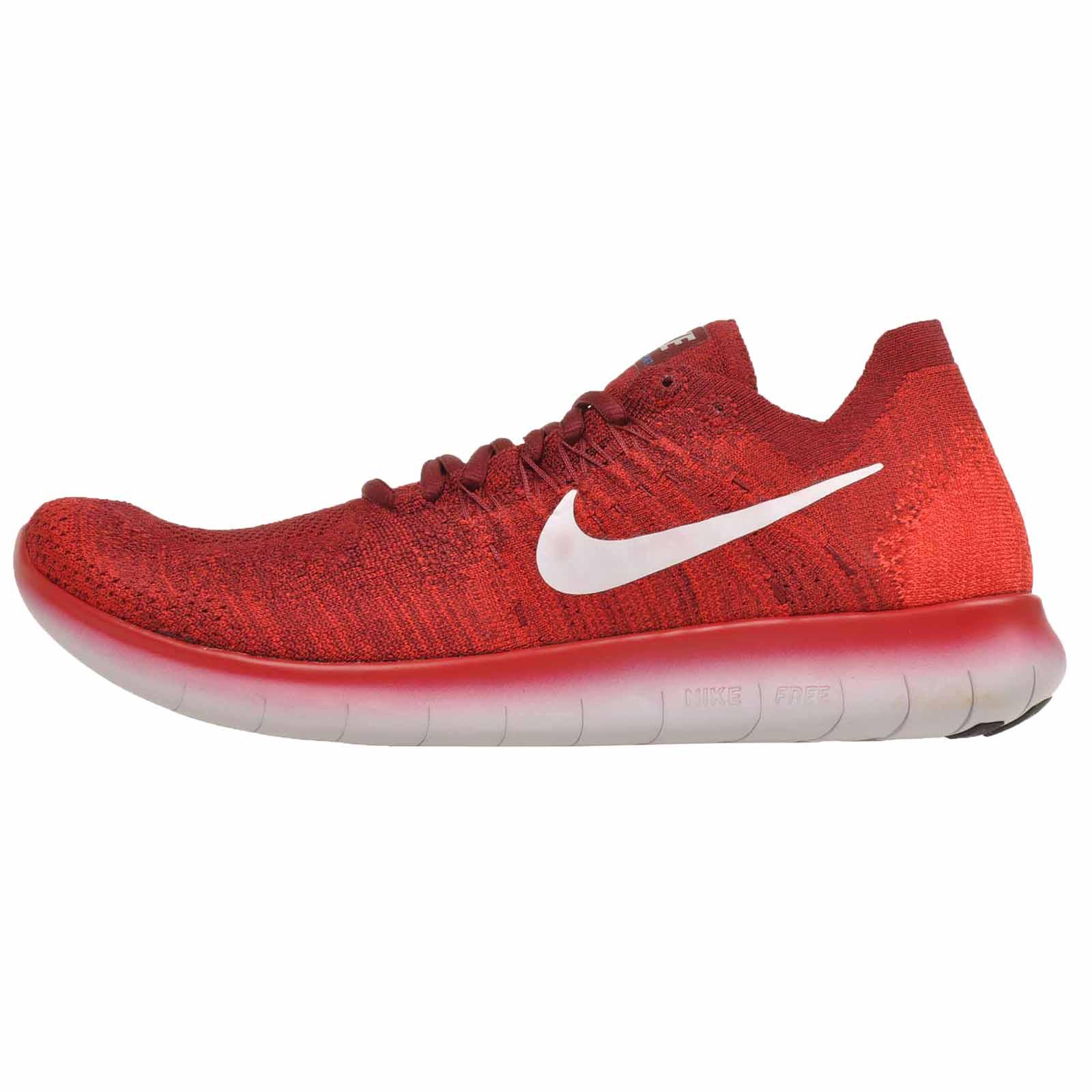 f9a6ef2f31744 ... ebay nike free rn flyknit 2017 running mens shoes team red 880843 600  55d6b dbc16
