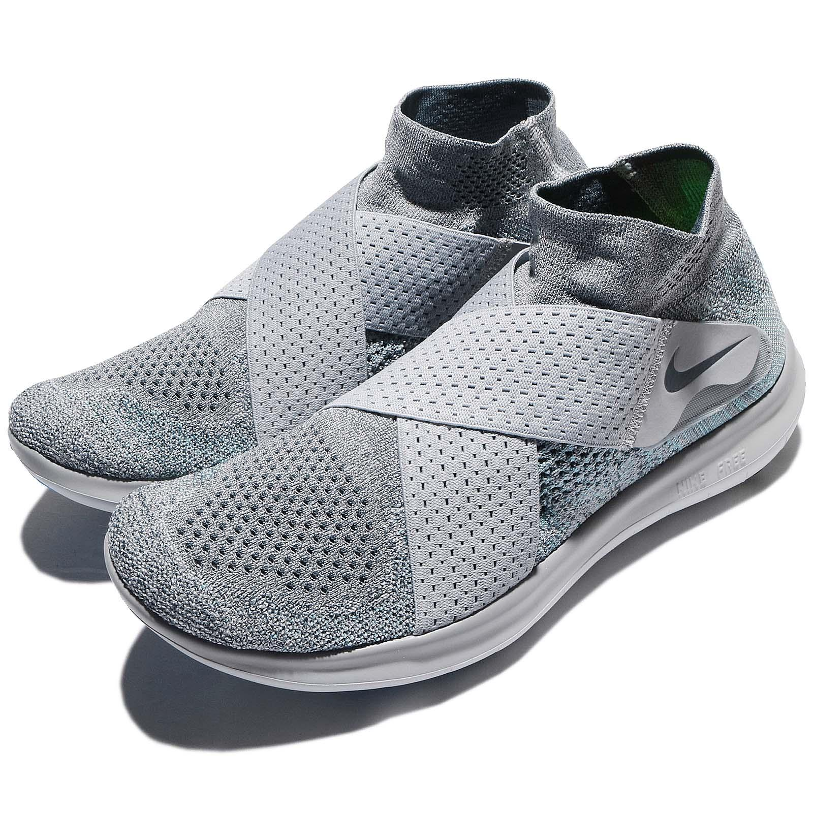 9c2ef39ce95 Details about Nike Free RN Motion FK 2017 Run Flyknit Men Running Shoes  Sneakers 880845-006