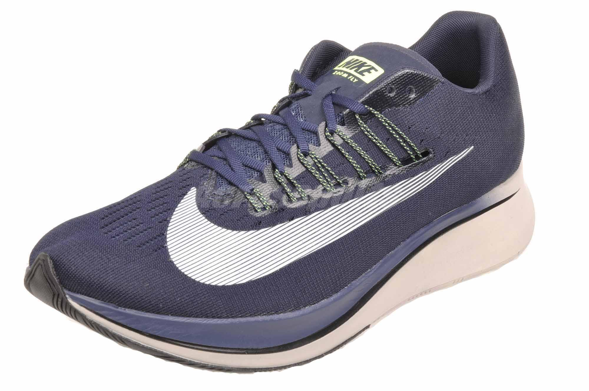 Details about NIKE ZOOM FLY OBSIDIAN INDIGO RUNNING SHOE 880848 405 MENS SIZE 8 WOMENS 9.5 NEW