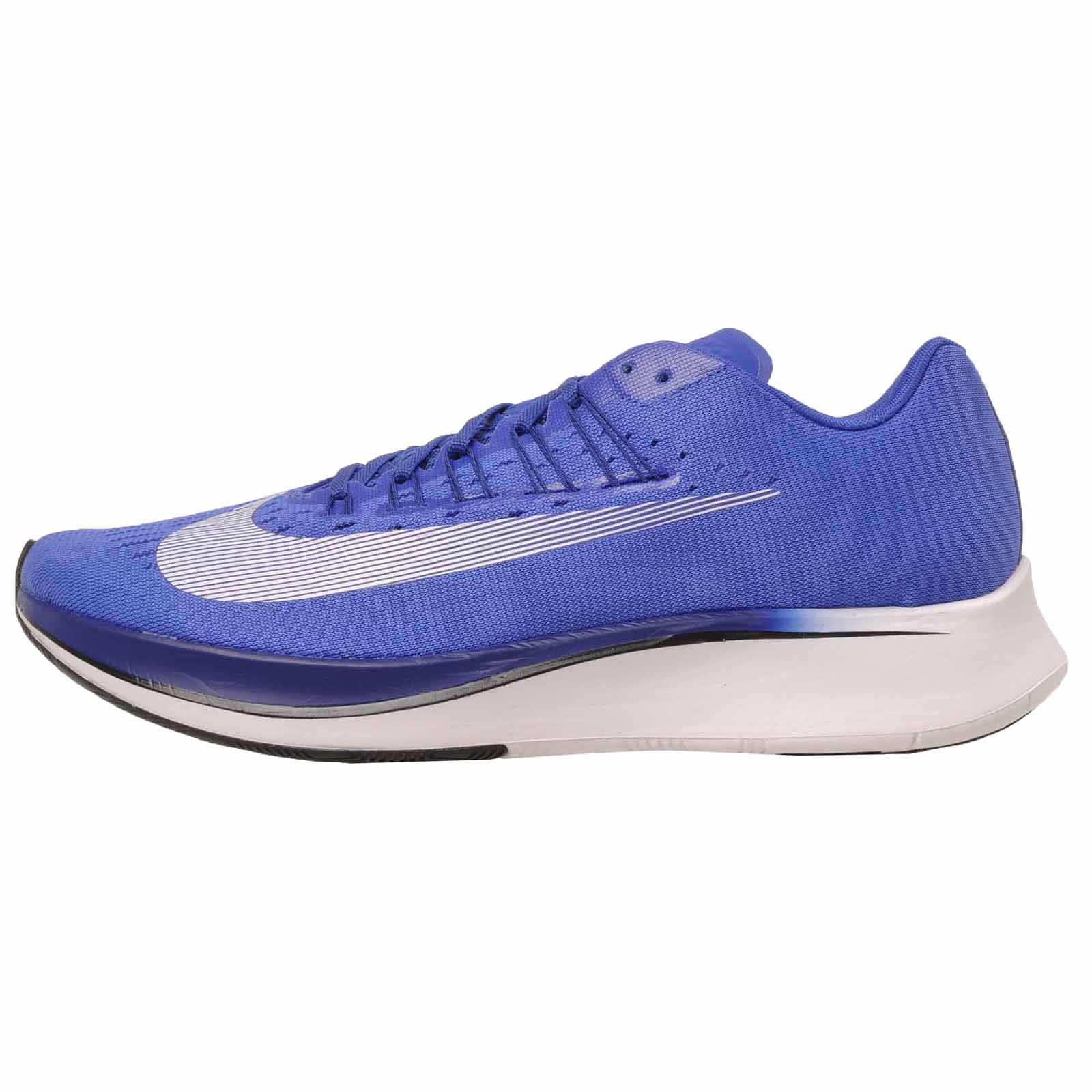 db2cf4a284b1 Details about Nike Zoom Fly Running Mens Shoes Royal Blue White 880848-411