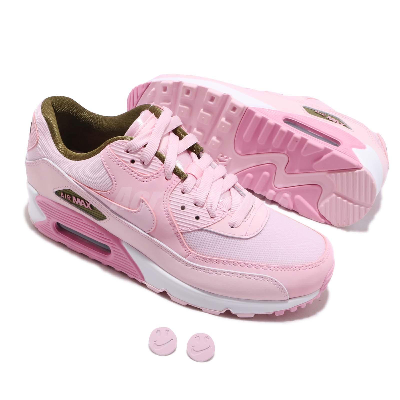 Details about Nike Wmns Air Max 90 SE Have A Nike Day Pink Women Shoes Sneakers 881105 605