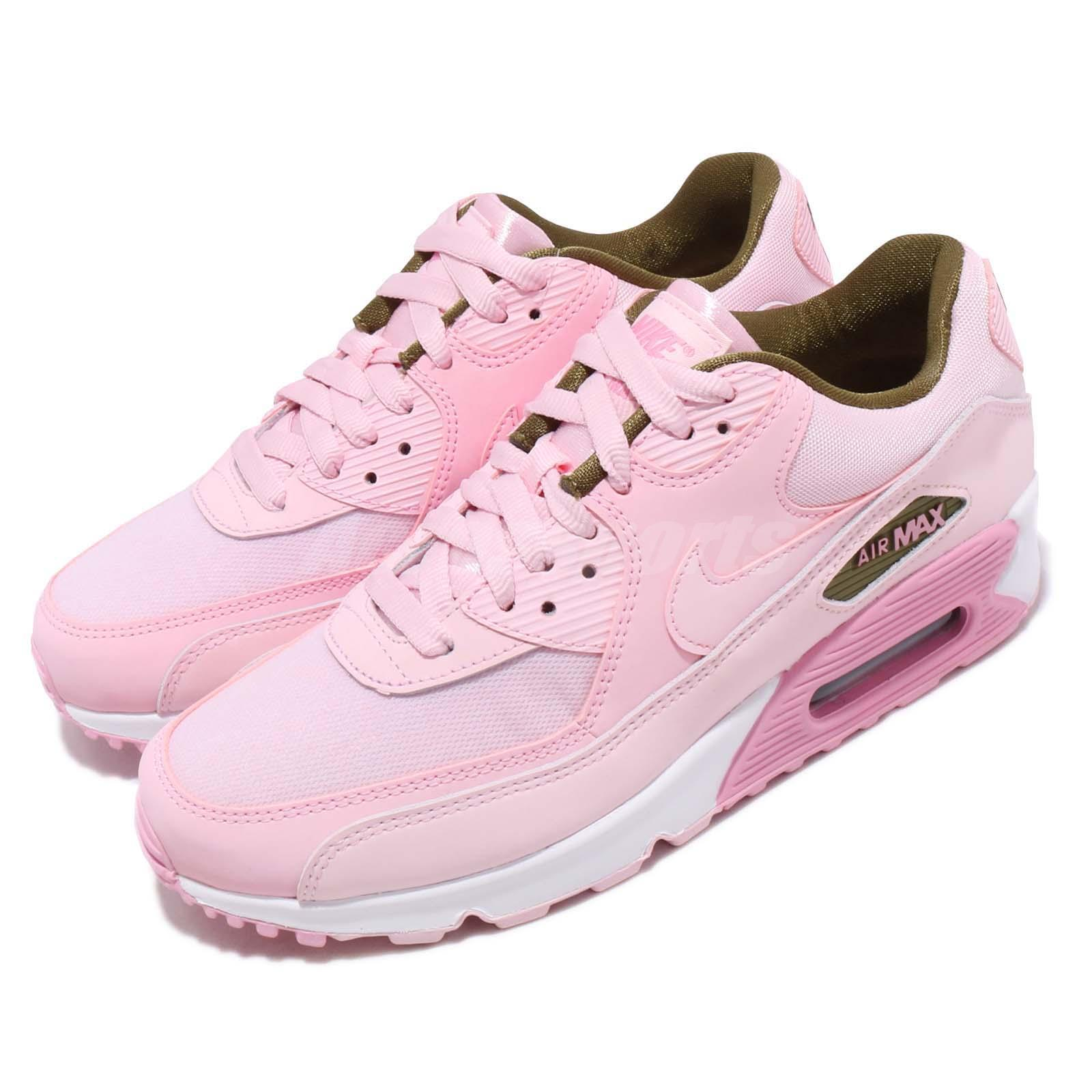 free shipping 11945 26458 Details about Nike Wmns Air Max 90 SE Have A Nike Day Pink Women Shoes  Sneakers 881105-605