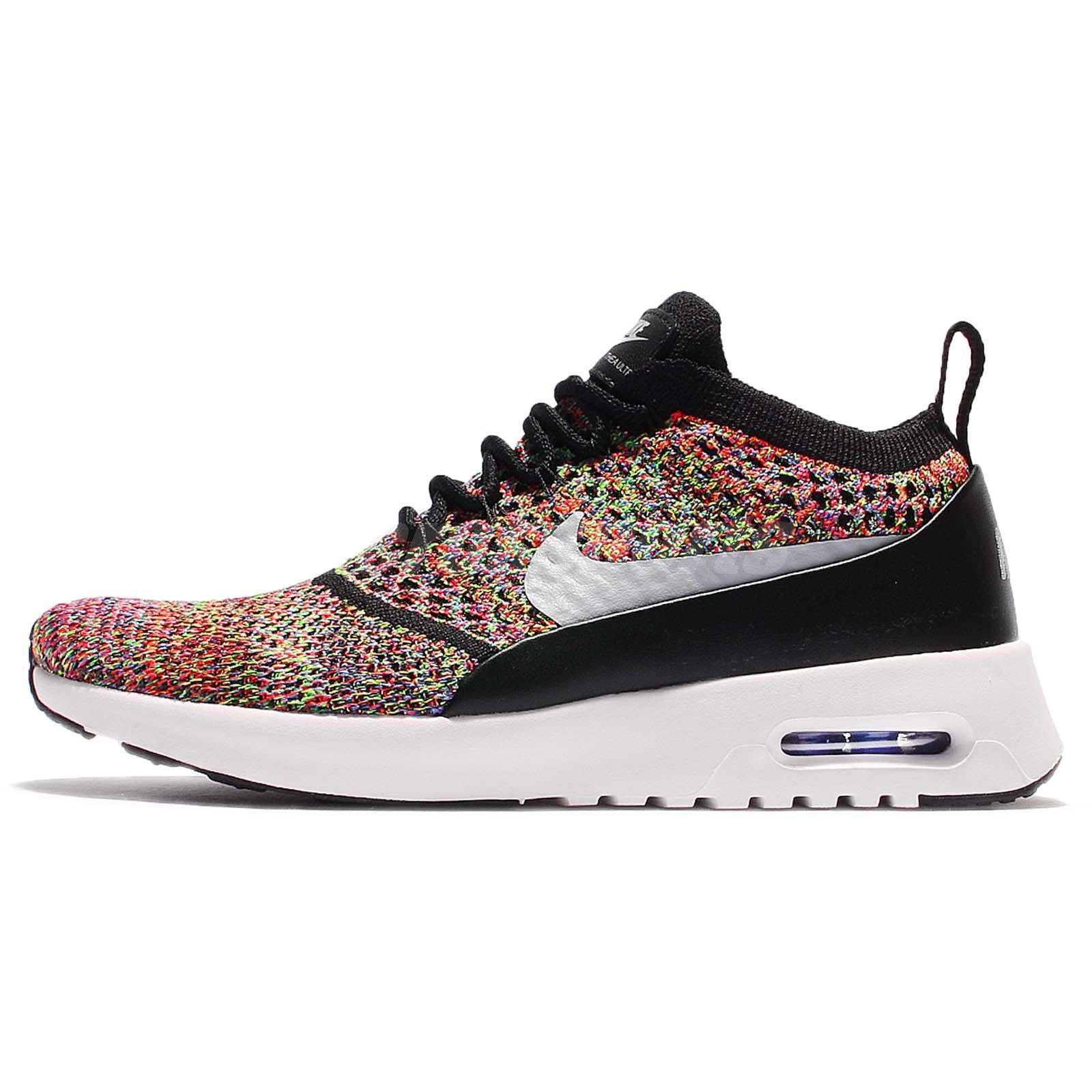 Nike Air Max Flyknit Multicolor Comprar Coches Usados