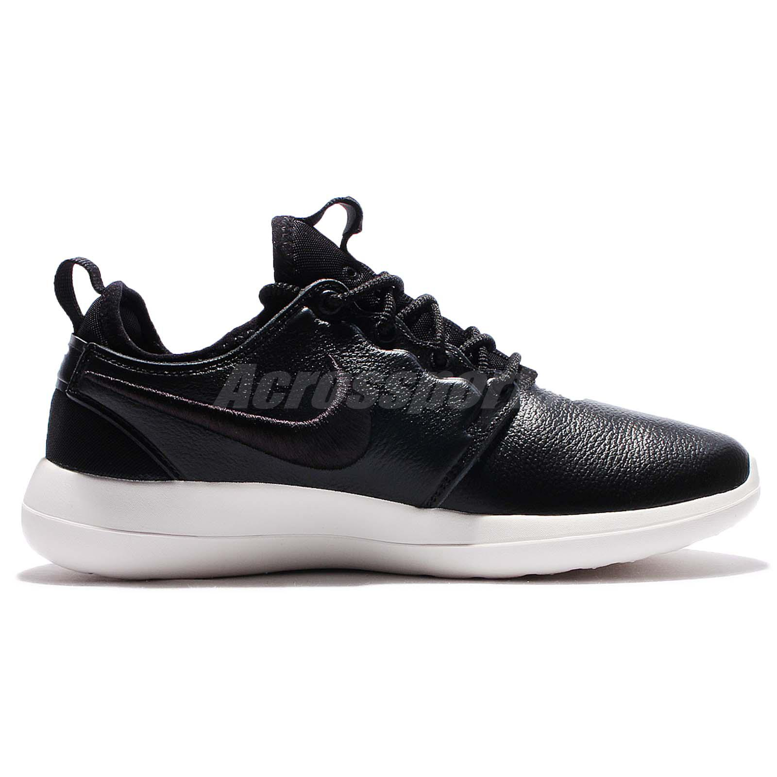 5155e96ca3e3c Nike Roshe Two Si Sneaker in Black Lyst Roshe Two Flyknit