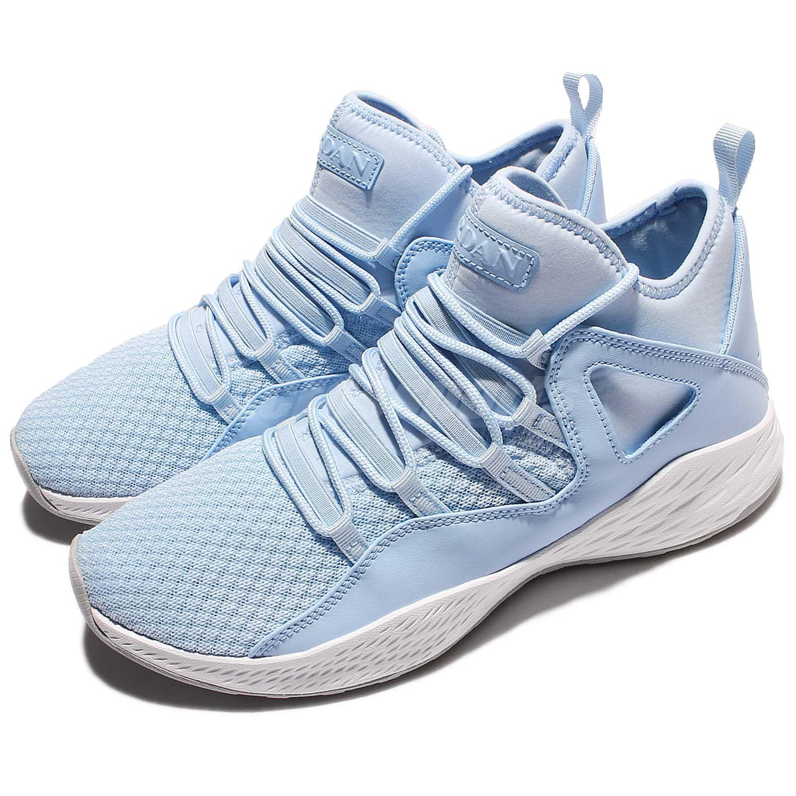 bee1de2649c Details about Nike Air Jordan Formula 23 Blue White Men Lifestyle Shoes  Sneakers 881465-406