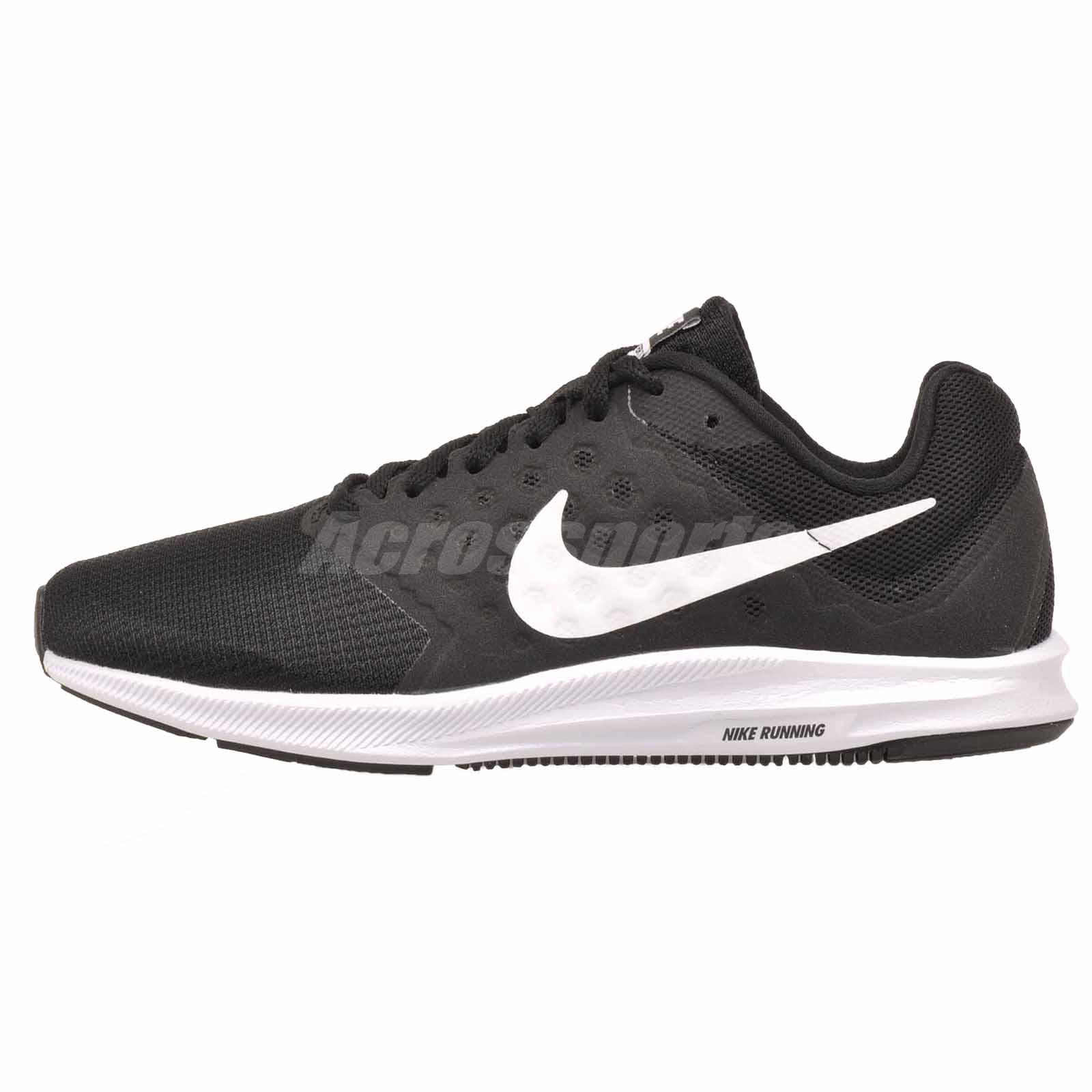 belleza envio GRATIS a todo el mundo predominante Nike Wmns Downshifter 7 Womens Running Shoes Black/White - Wide ...