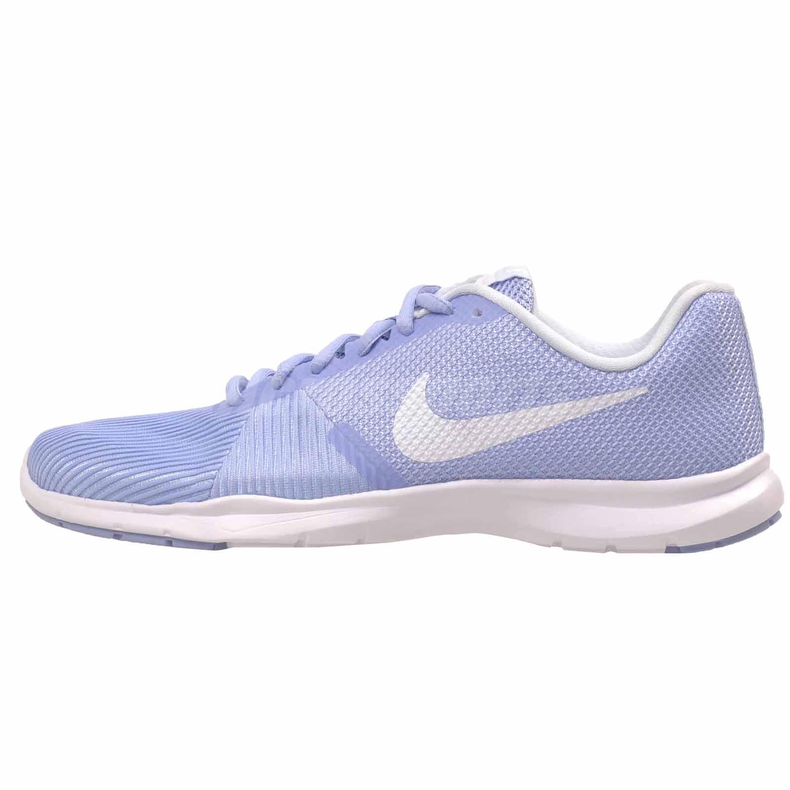 4929652259d8 Details about Nike Wmns Flex Bijoux Cross Training Womens Shoes Aluminum  Blue 881863-400