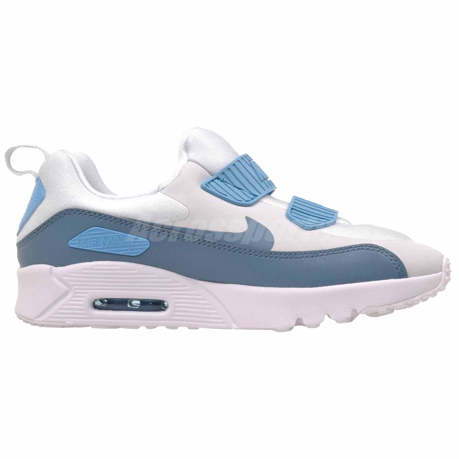 newest 0436e 42969 Nike Air Max Tiny 90 PS Preschool Kids Girls Boy Running Shoes ...