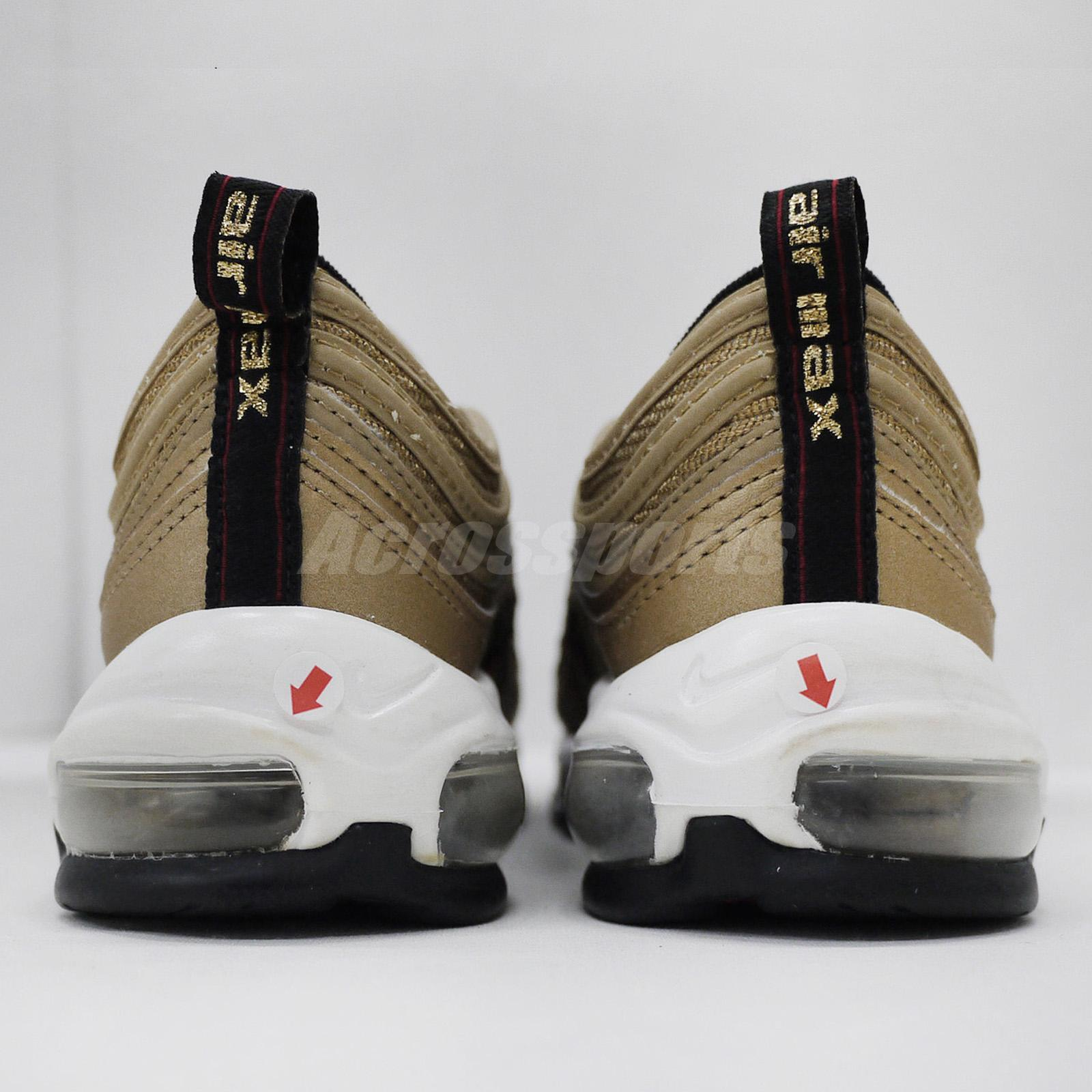 Details about Nike Wmns Air Max 97 OG QS Both Feet With Defect Women Shoes US6 885691 700