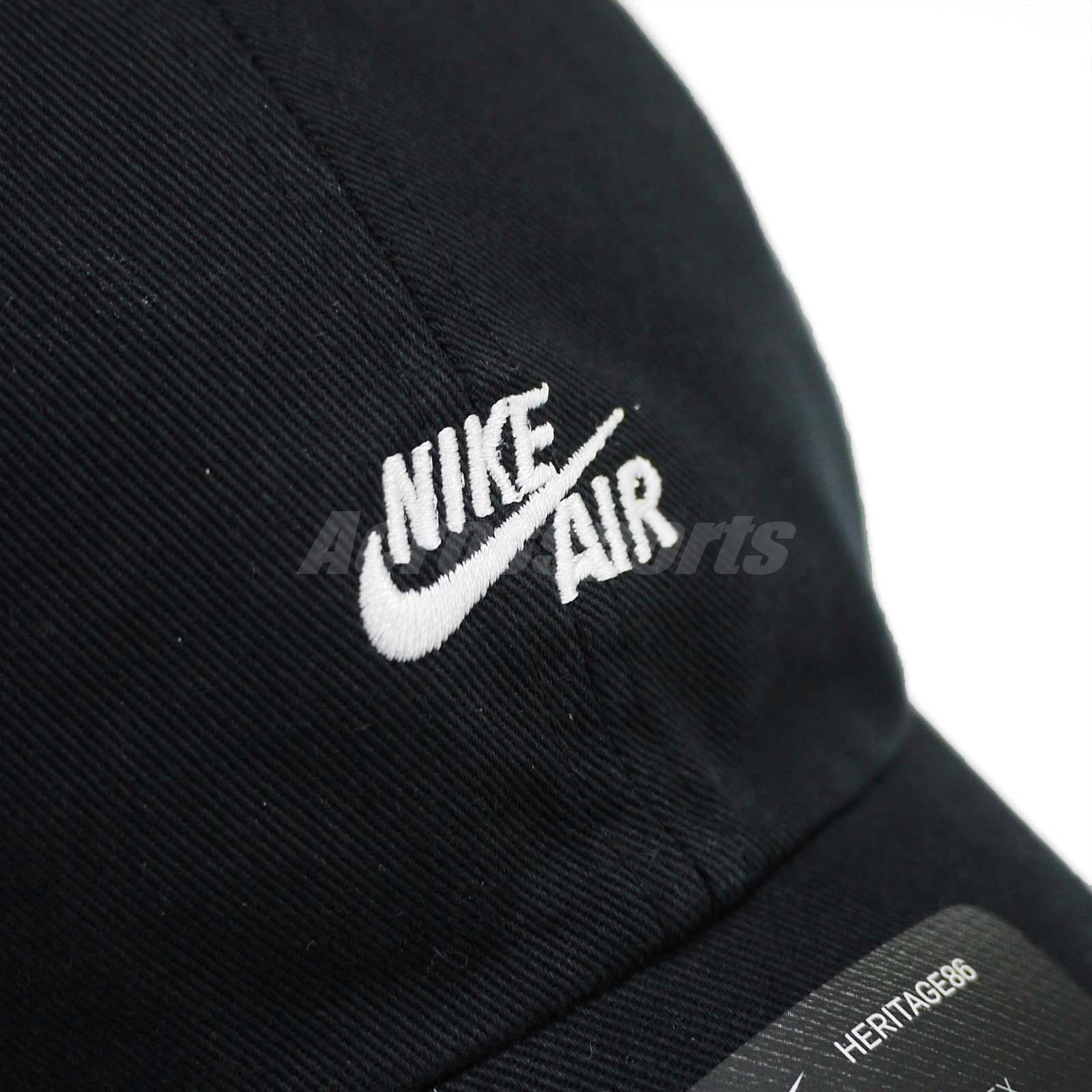 Unisex Heritage Cap: Nike Unisex Air Heritage 86 Cap Running Sports Gym Hat